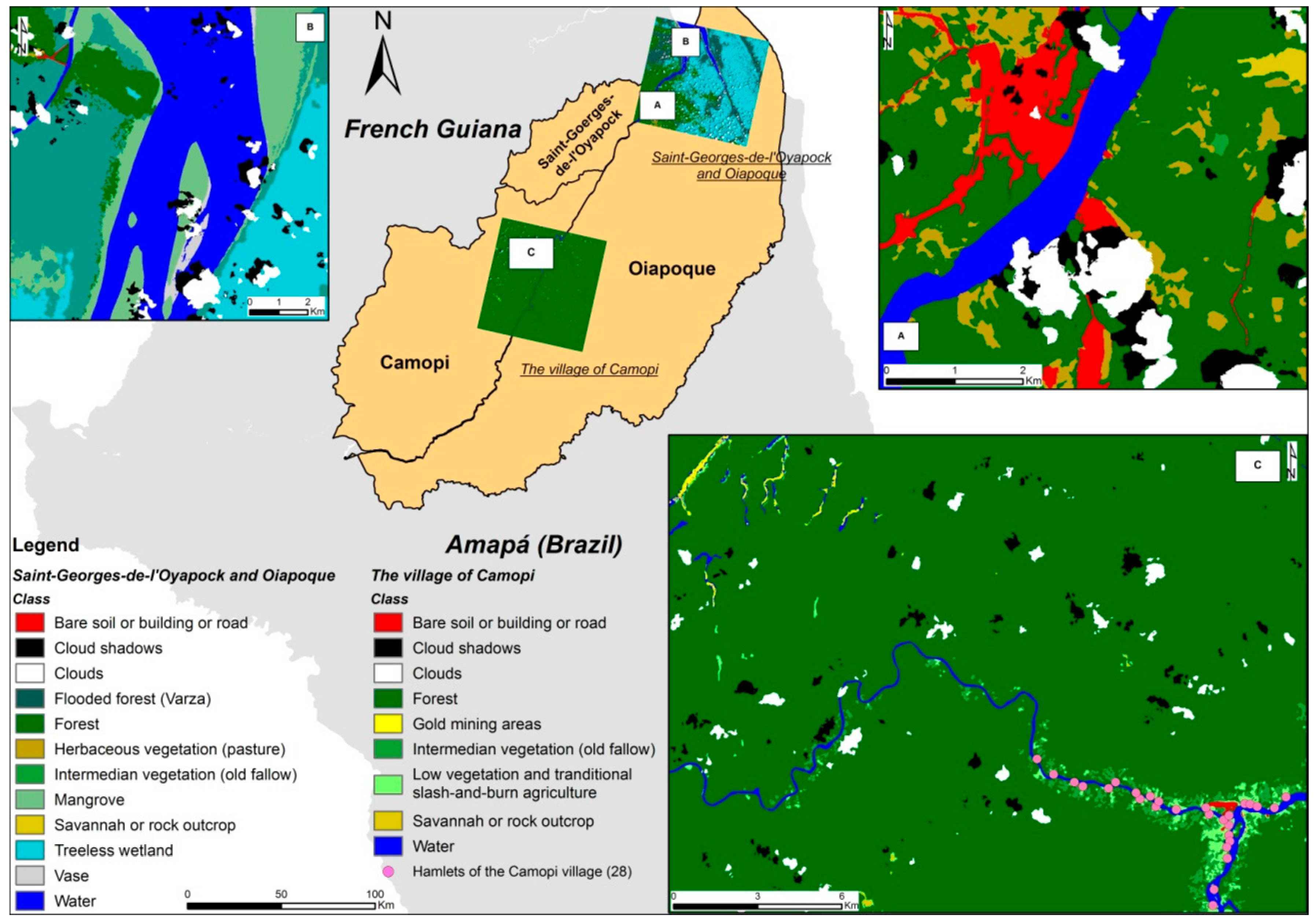 Remote Sensing Free FullText Mapping a KnowledgeBased Malaria