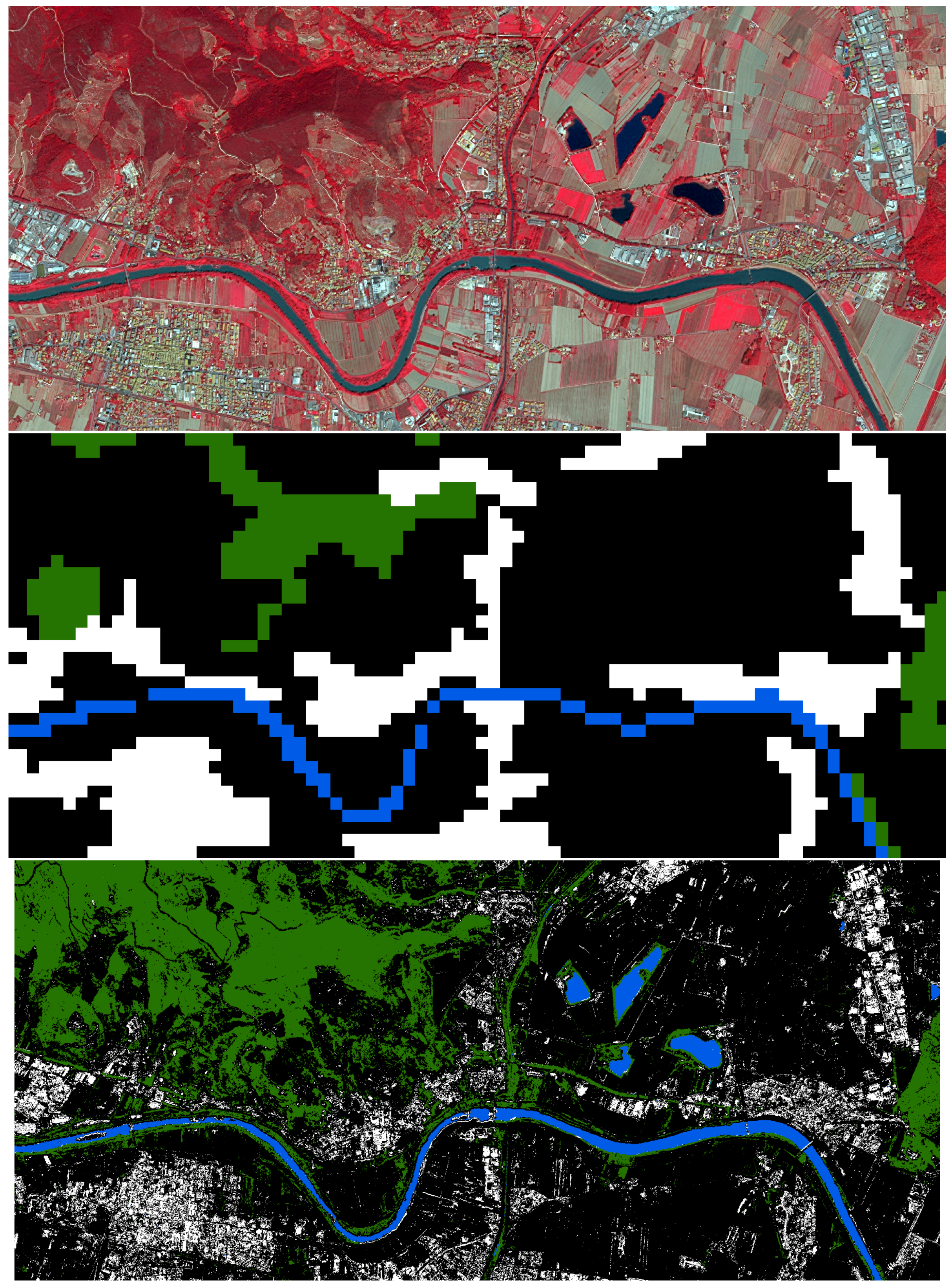 Remote Sensing Free Full Text A New Method For Earth Observation