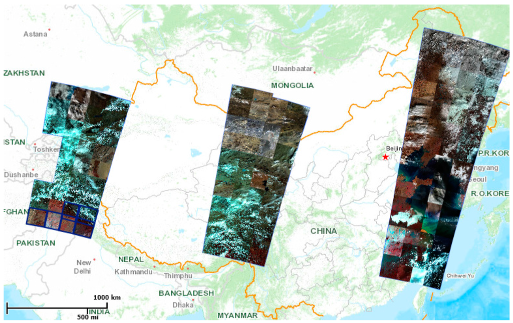 Remote Sensing | May 2016 - Browse Articles