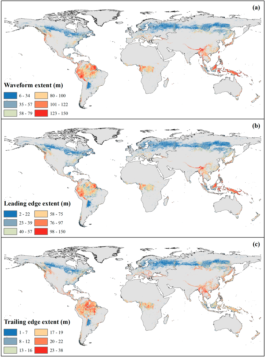 Remote Sensing Free FullText Mapping Global Forest - Us forest biomass map