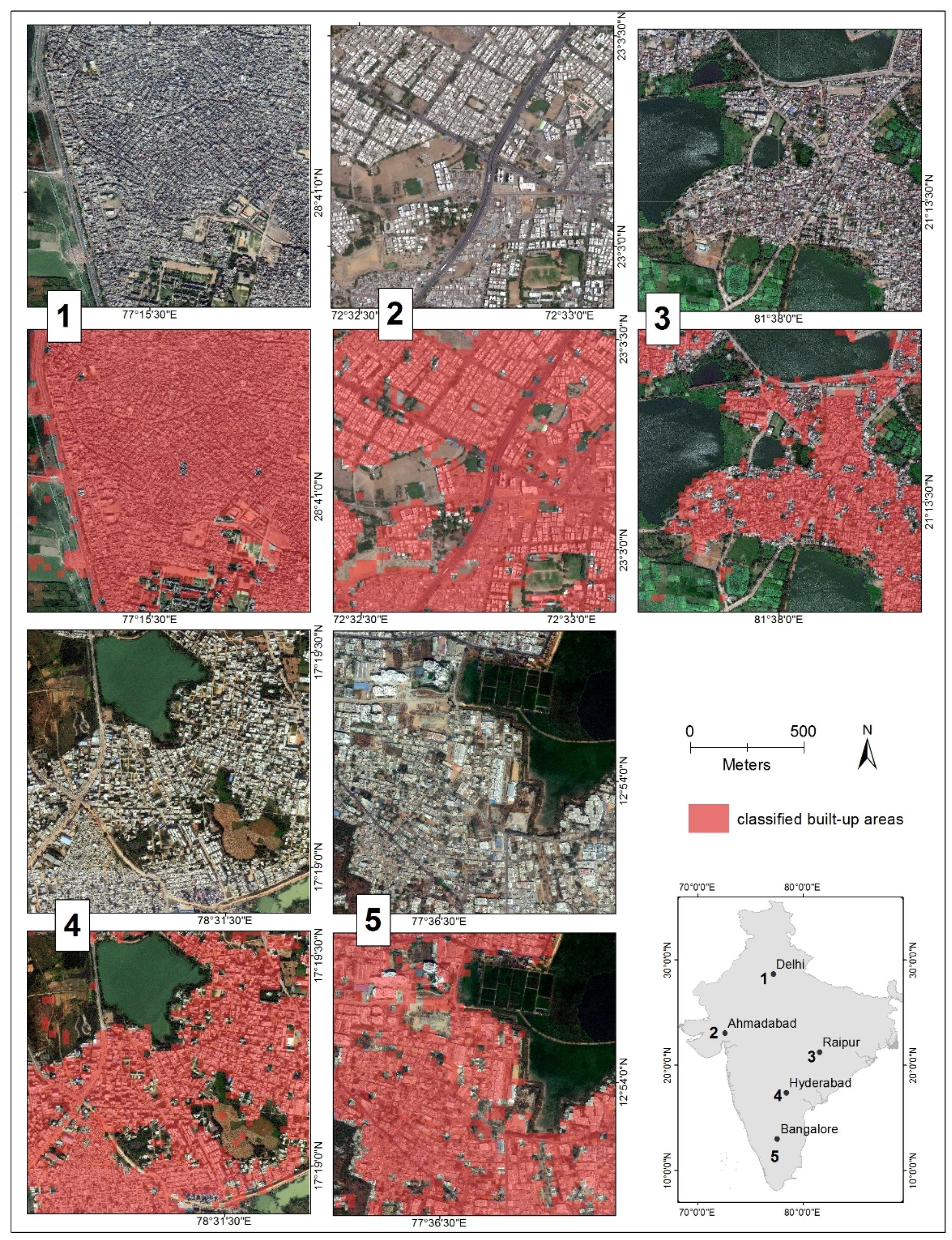 Remote Sensing | Free Full-Text | Detecting the Boundaries