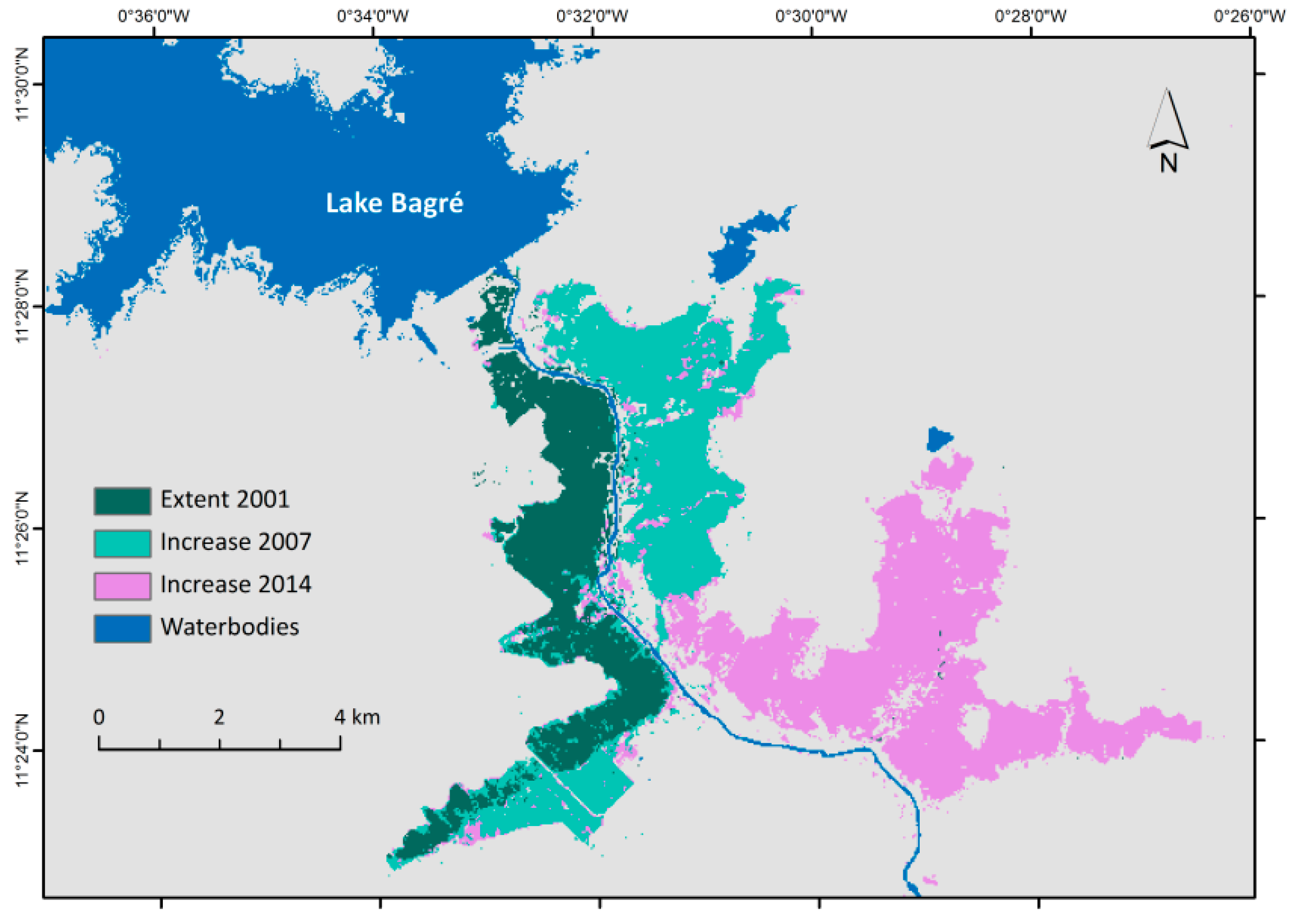 Remote Sensing Free FullText Monitoring Agricultural Expansion