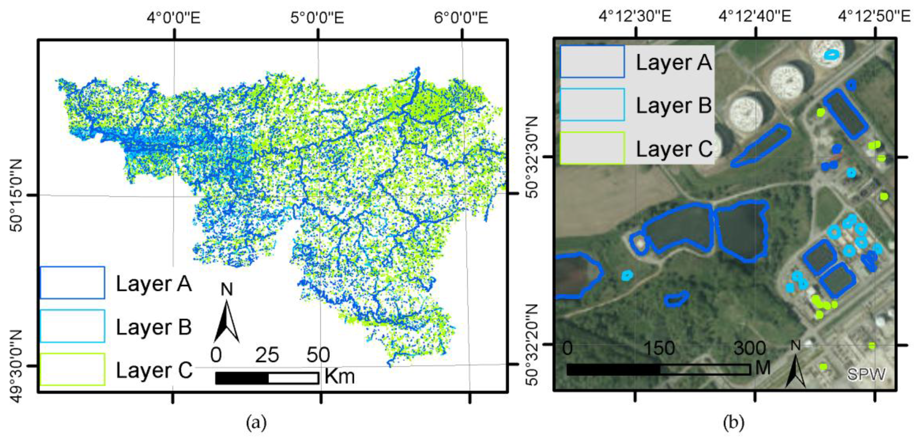 Remote Sensing Free FullText Hyperspatial and MultiSource