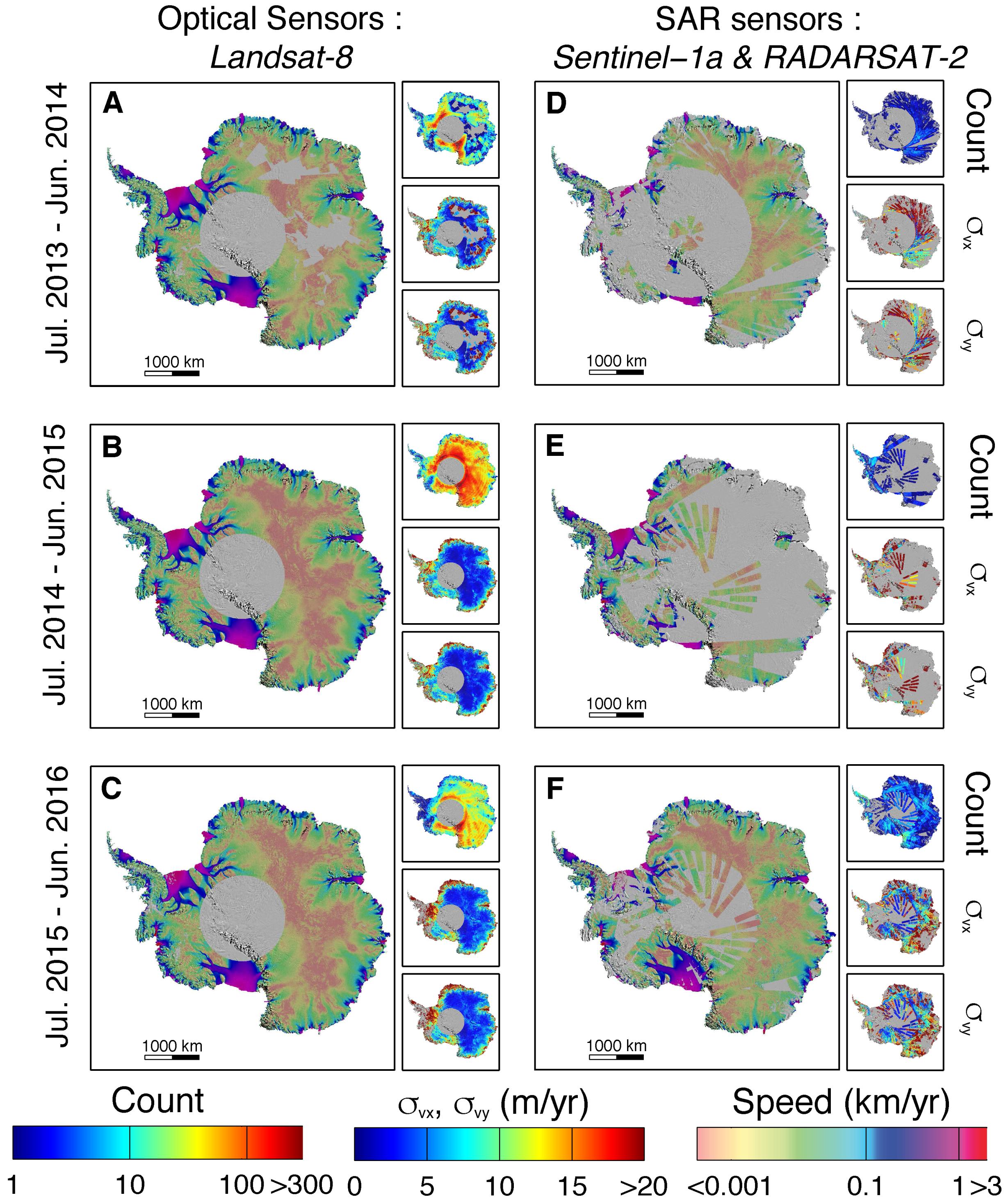remote sensing full text comprehensive annual ice sheet remote sensing full text comprehensive annual ice sheet velocity mapping using landsat 8 sentinel 1 and radarsat 2 data html
