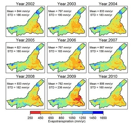 Evapotranspiration Mapping in a Heterogeneous Landscape Using Remote Sensing and Global Weather Datasets: Application to the Mara Basin, East Africa