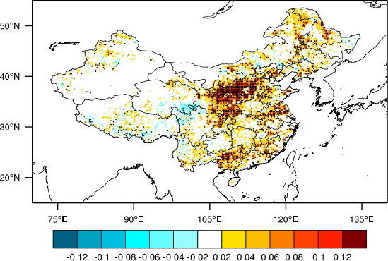 Observational Quantification of Climatic and Human Influences on Vegetation Greening in China
