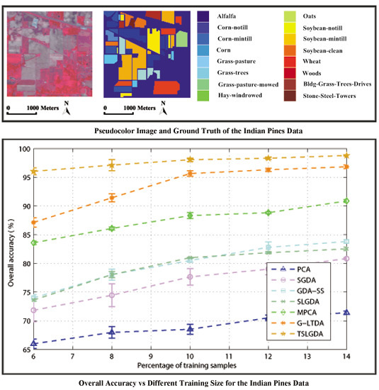 Hyperspectral Dimensionality Reduction by Tensor Sparse and Low-Rank Graph-Based Discriminant Analysis
