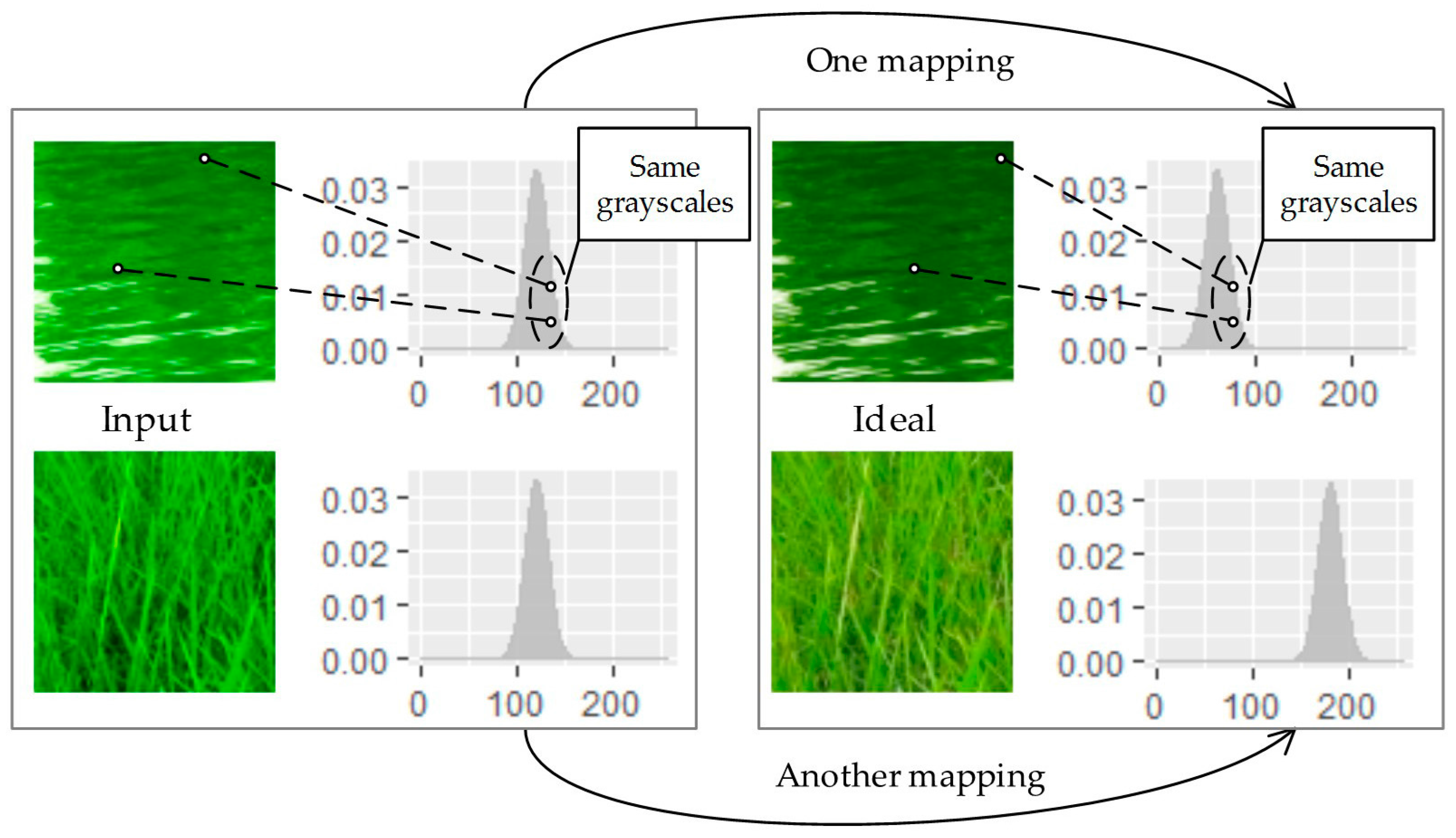 Remote Sensing | Free Full-Text | Automatic Color Correction for ...