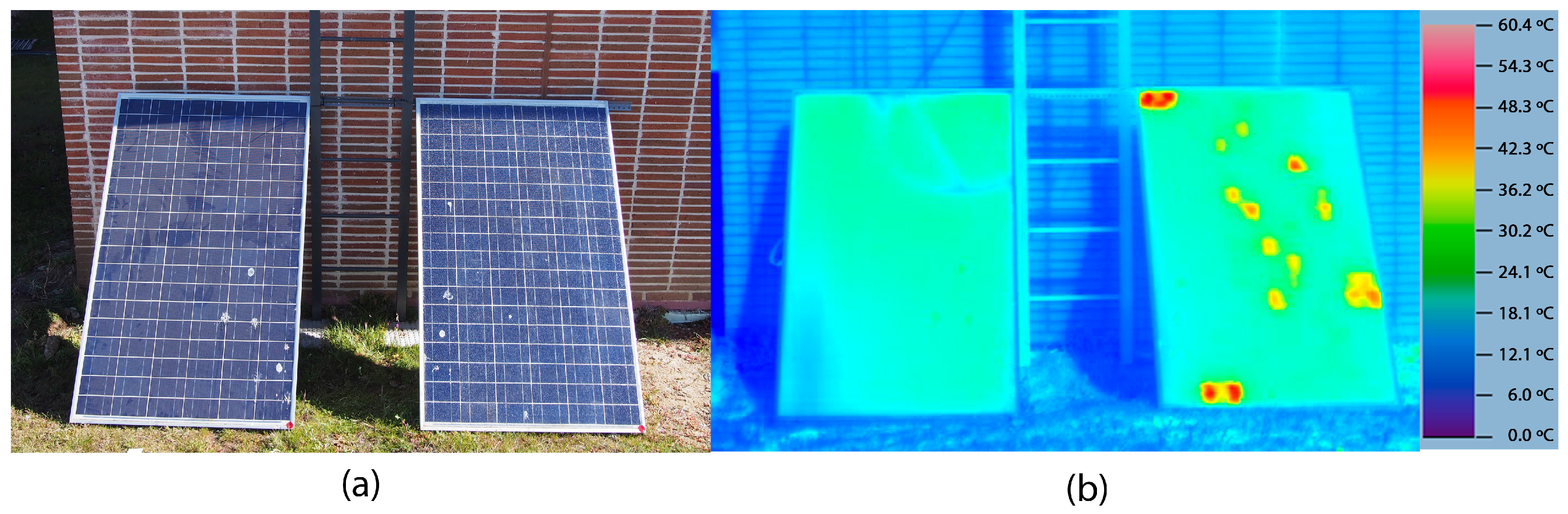 Remote Sensing Free Full Text Automatic Evaluation Of Therefore The Photovoltaic Panels A Solar Powered System Use Remotesensing 09 00631 G001