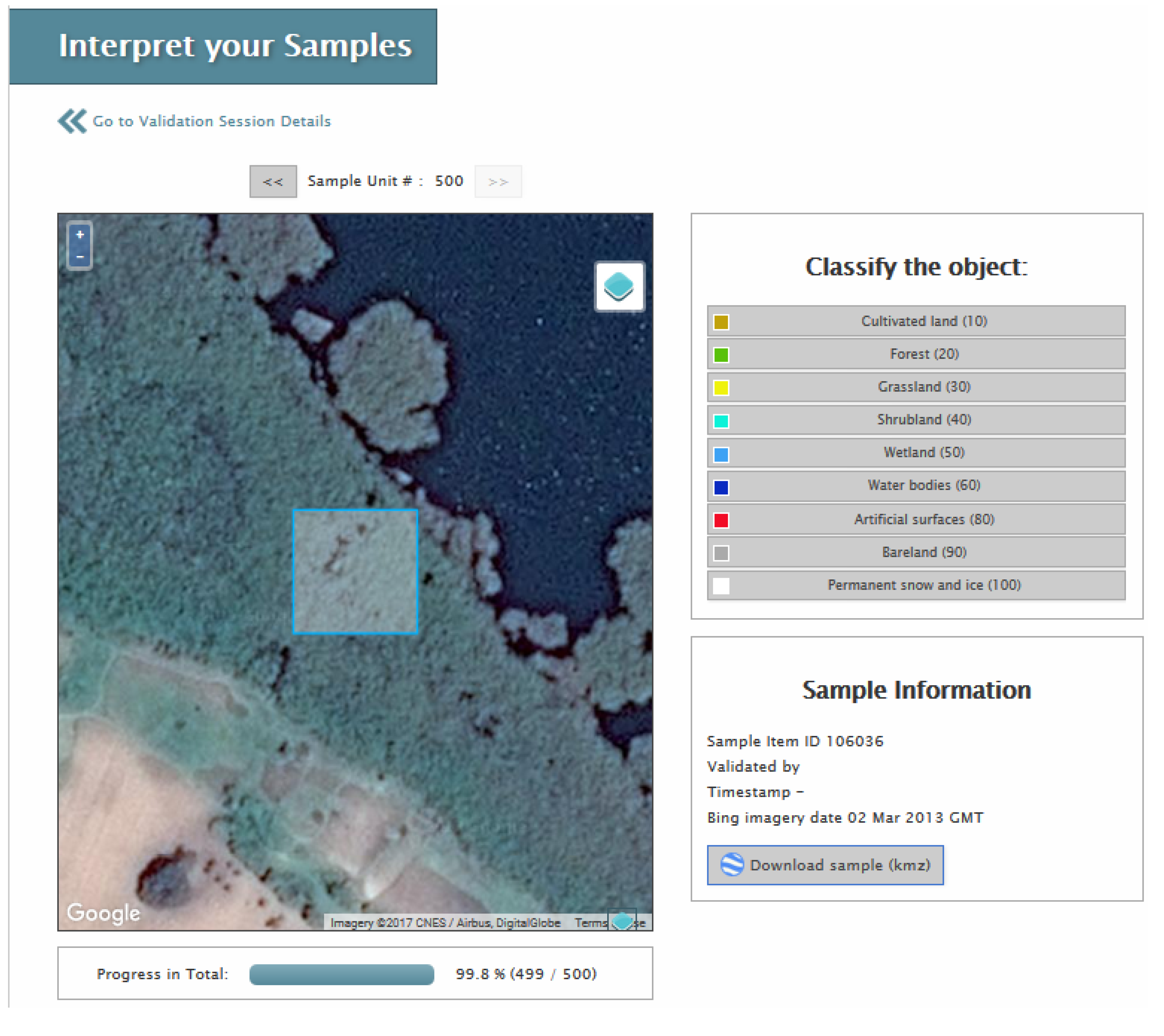 Remote Sensing | Free Full-Text | LACO-Wiki: A New Online