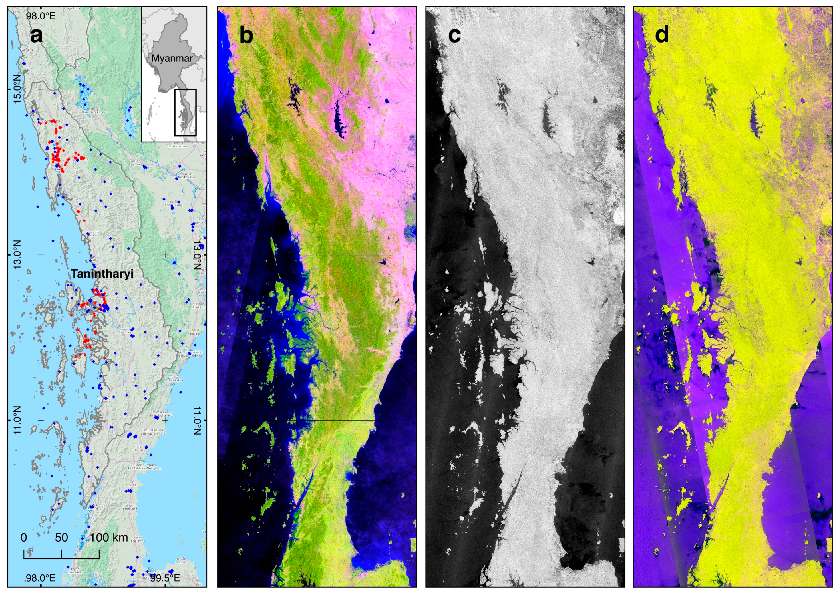 Remote Sensing Free Full Text Combined Landsat And L