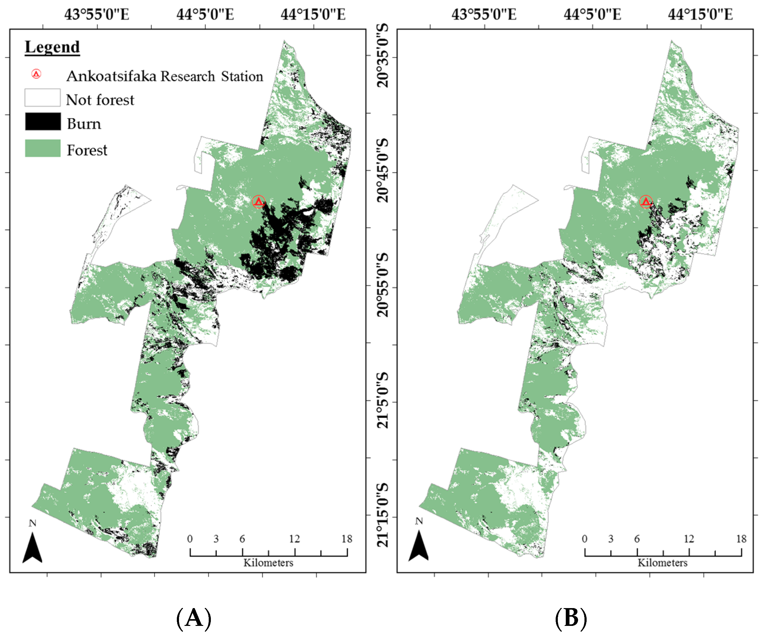 Remote sensing free full text burned area mapping of an escaped remotesensing 10 00371 g002 sciox Choice Image