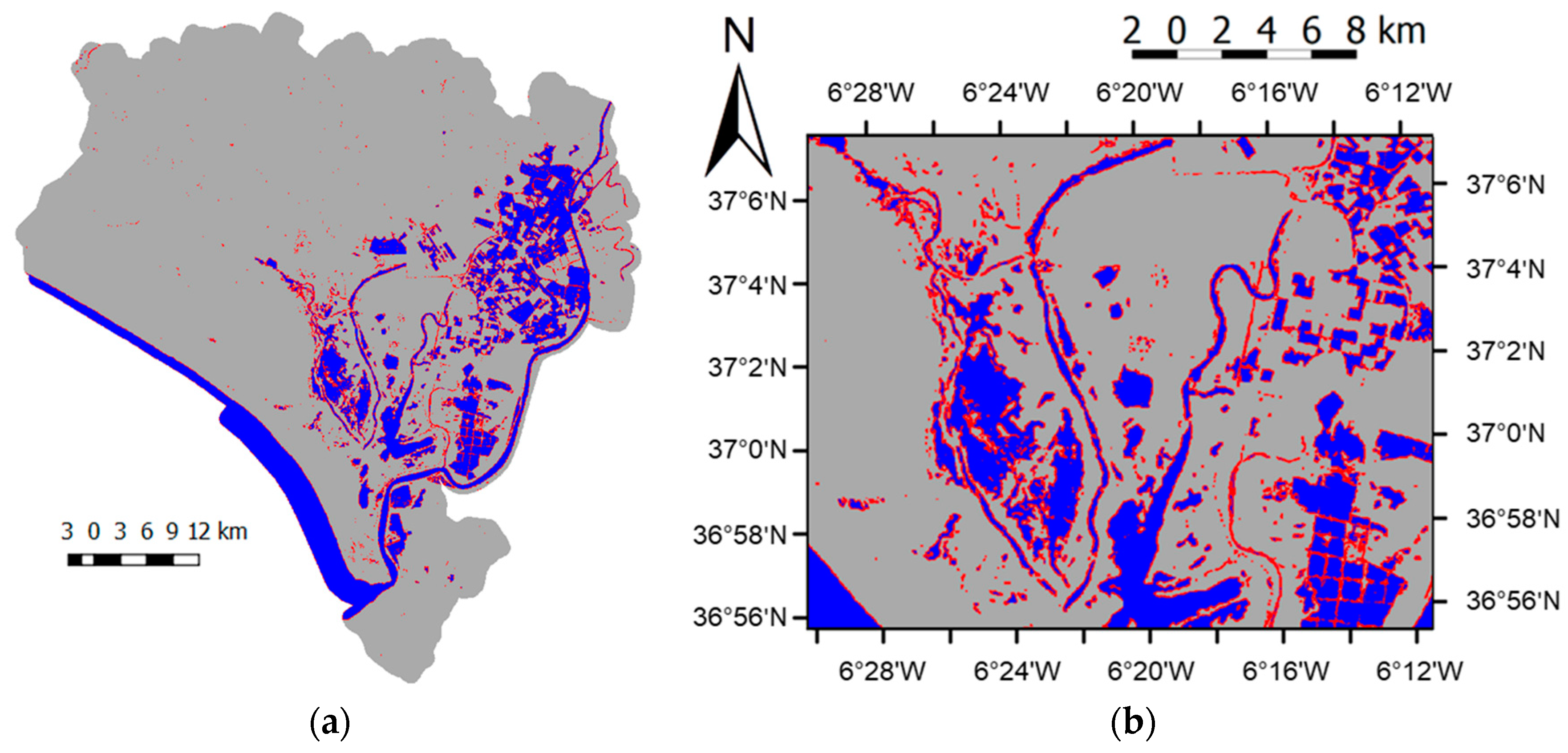 Remote Sensing Free FullText Fast And Automatic DataDriven - Data driven mapping