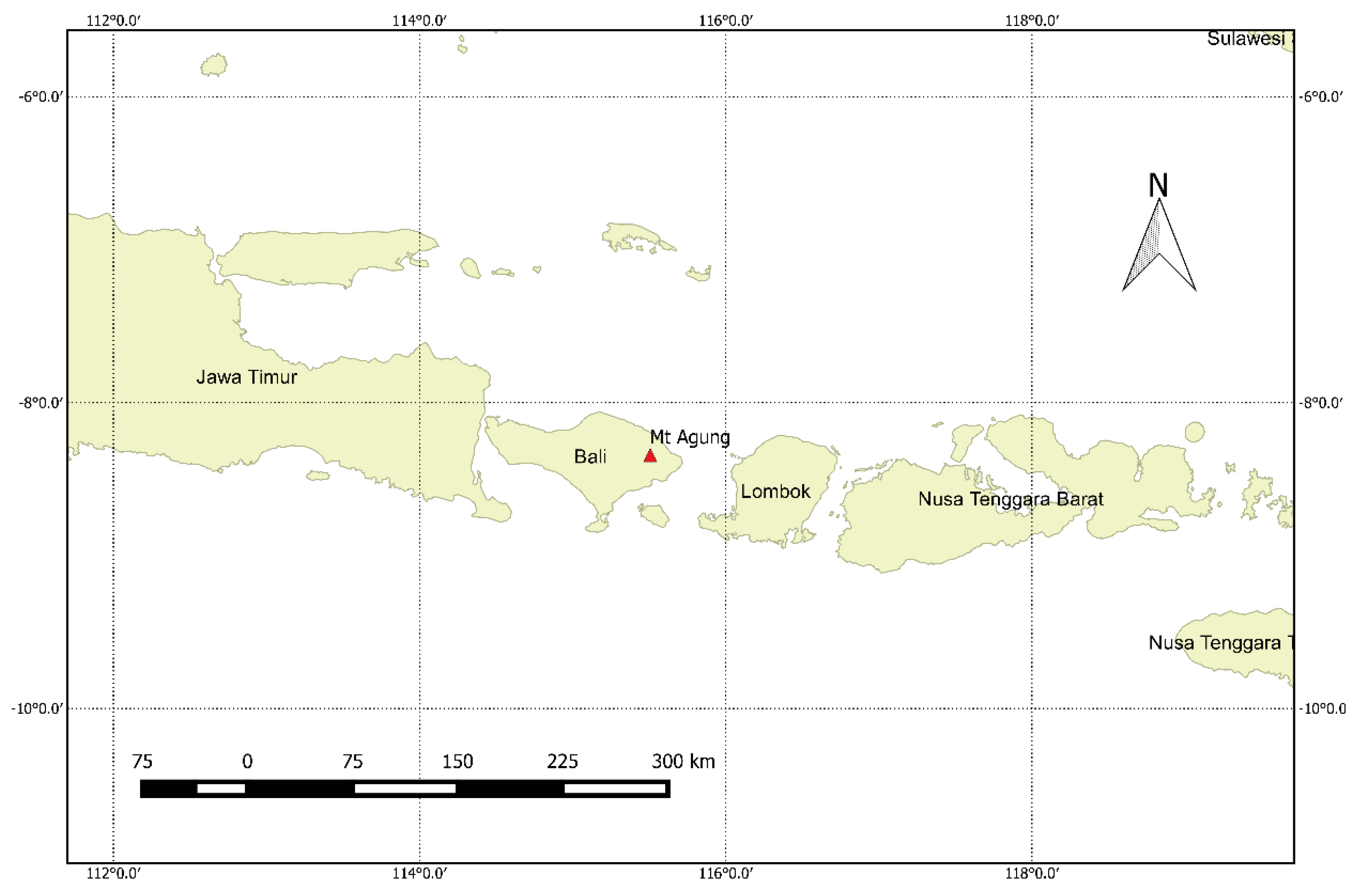 Remote Sensing | Free Full-Text | Monitoring the Agung (Indonesia