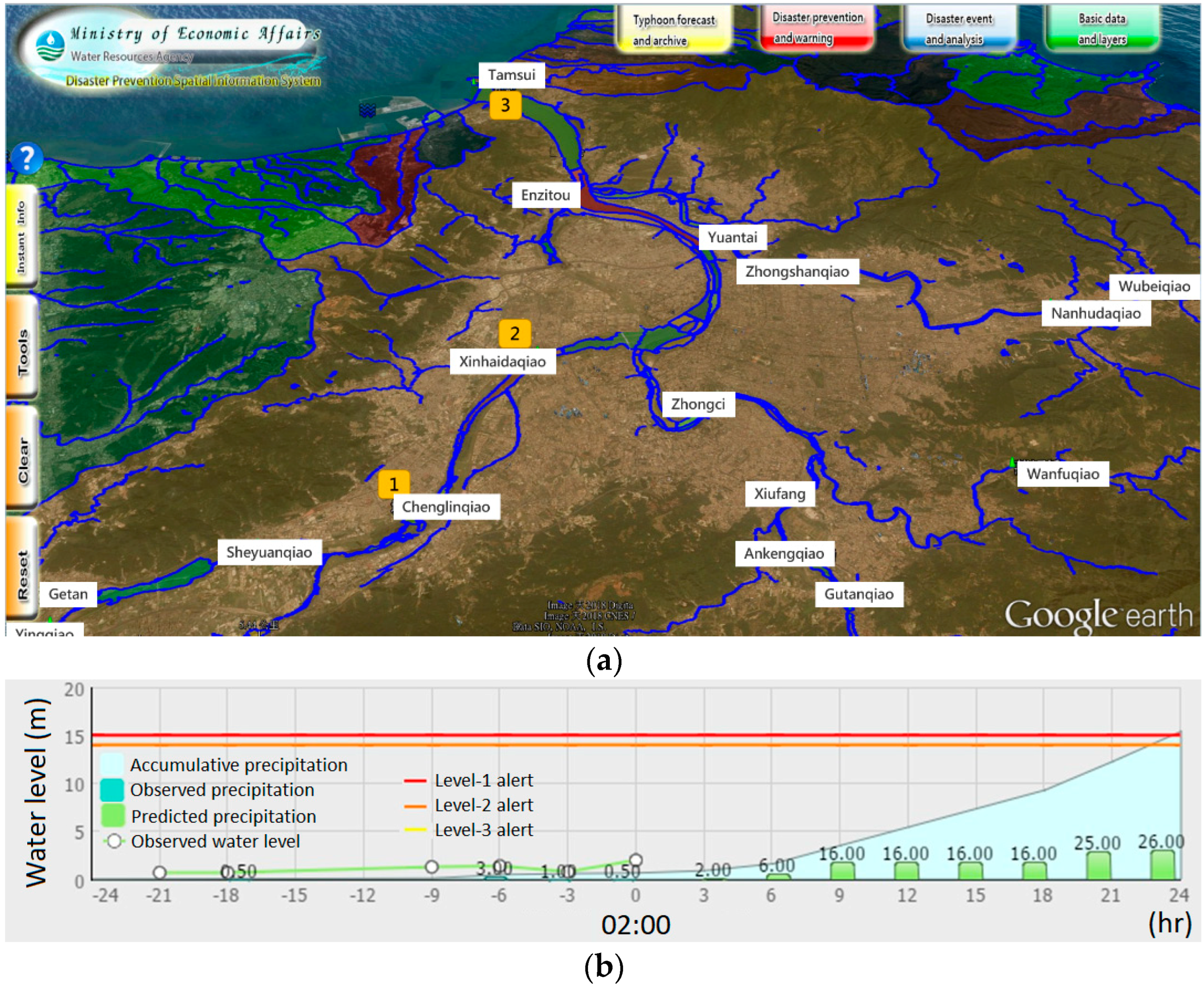 Remote Sensing   Free Full-Text   Flood Prevention and ... on search flood map, live flood map, google listing, world flood map, nasa flood map, al gore flood map, google property search, geographic information system flood map, google scholar,