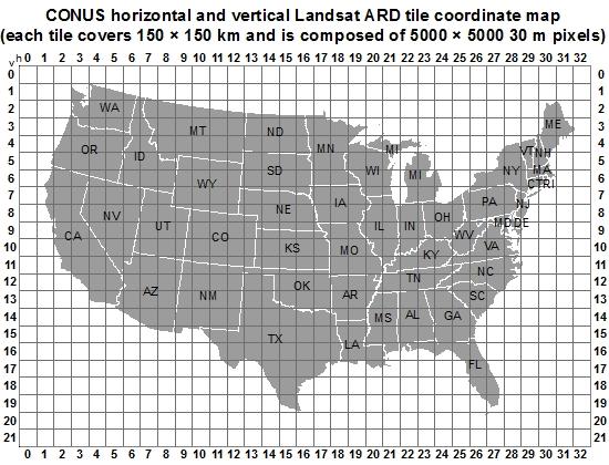 Remote Sensing   Free Full-Text   Analysis Ready Data