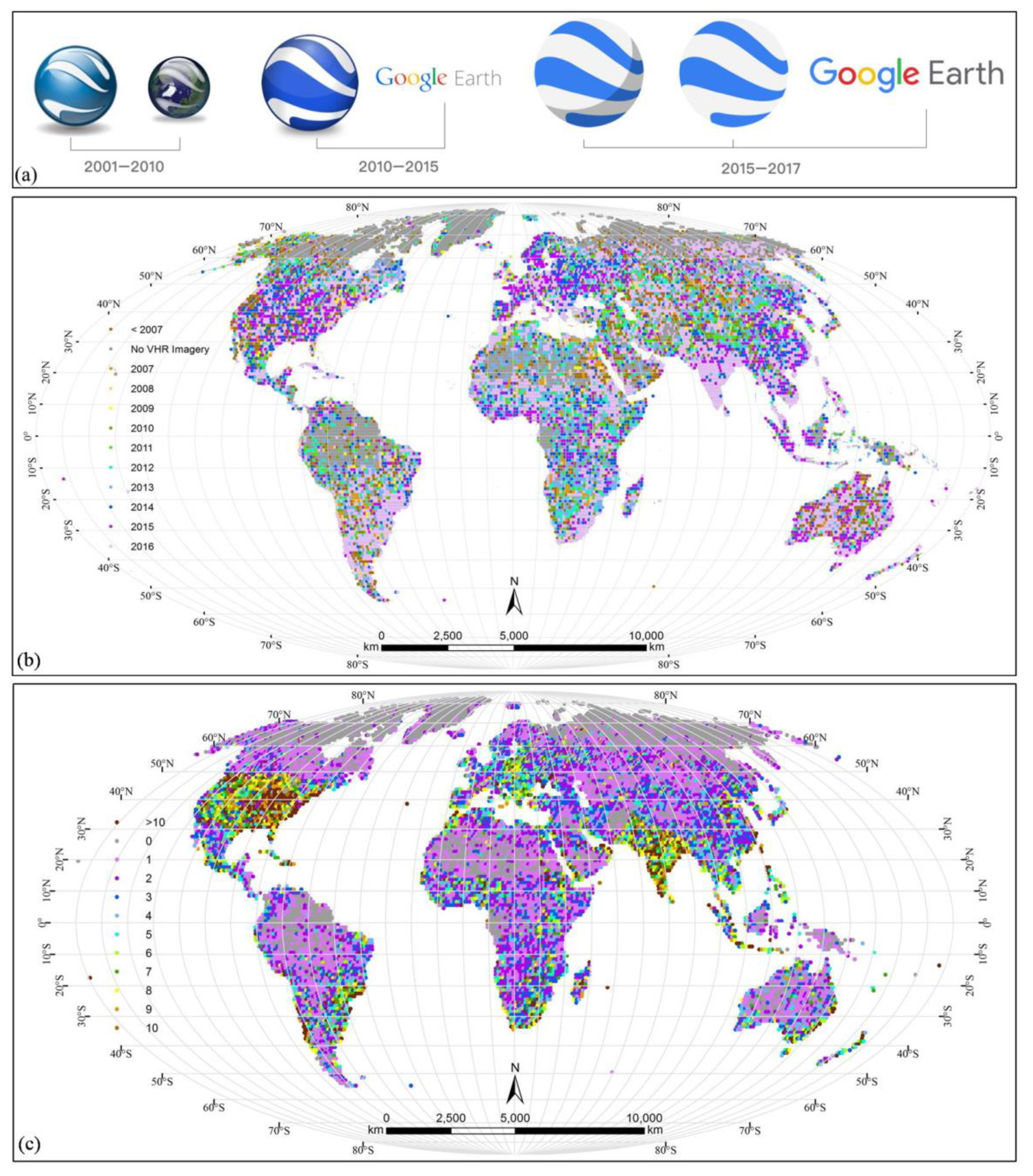 Remote Sensing | Free Full-Text | Google Earth as a Powerful Tool