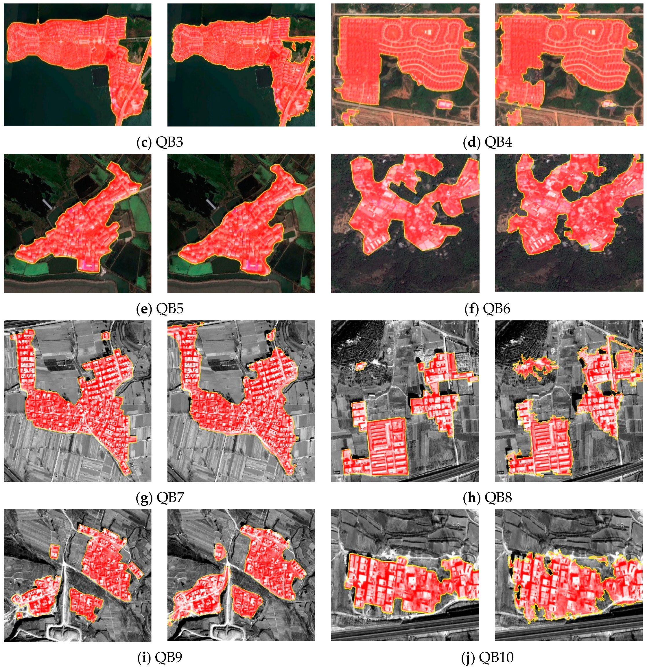 Remote Sensing | Free Full-Text | Delineation of Built-Up