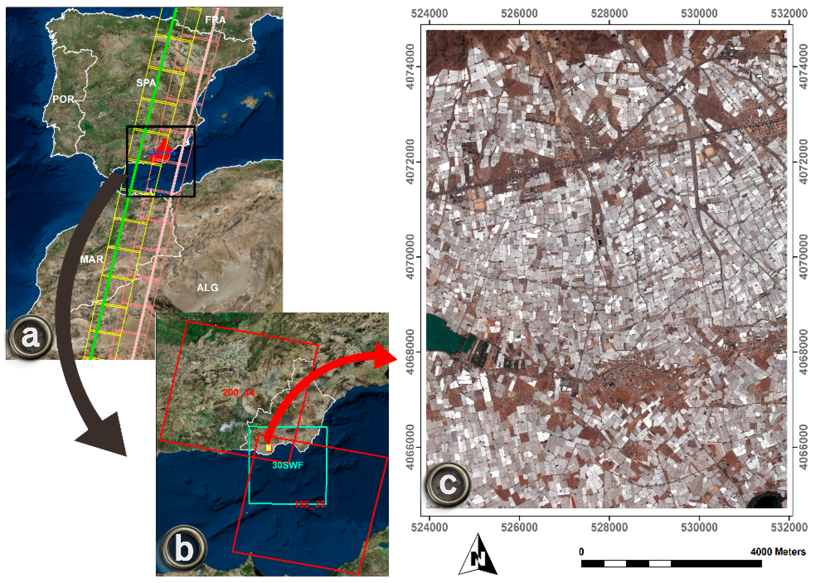 Remote Sensing Free Full Text Greenhouse Crop Identification