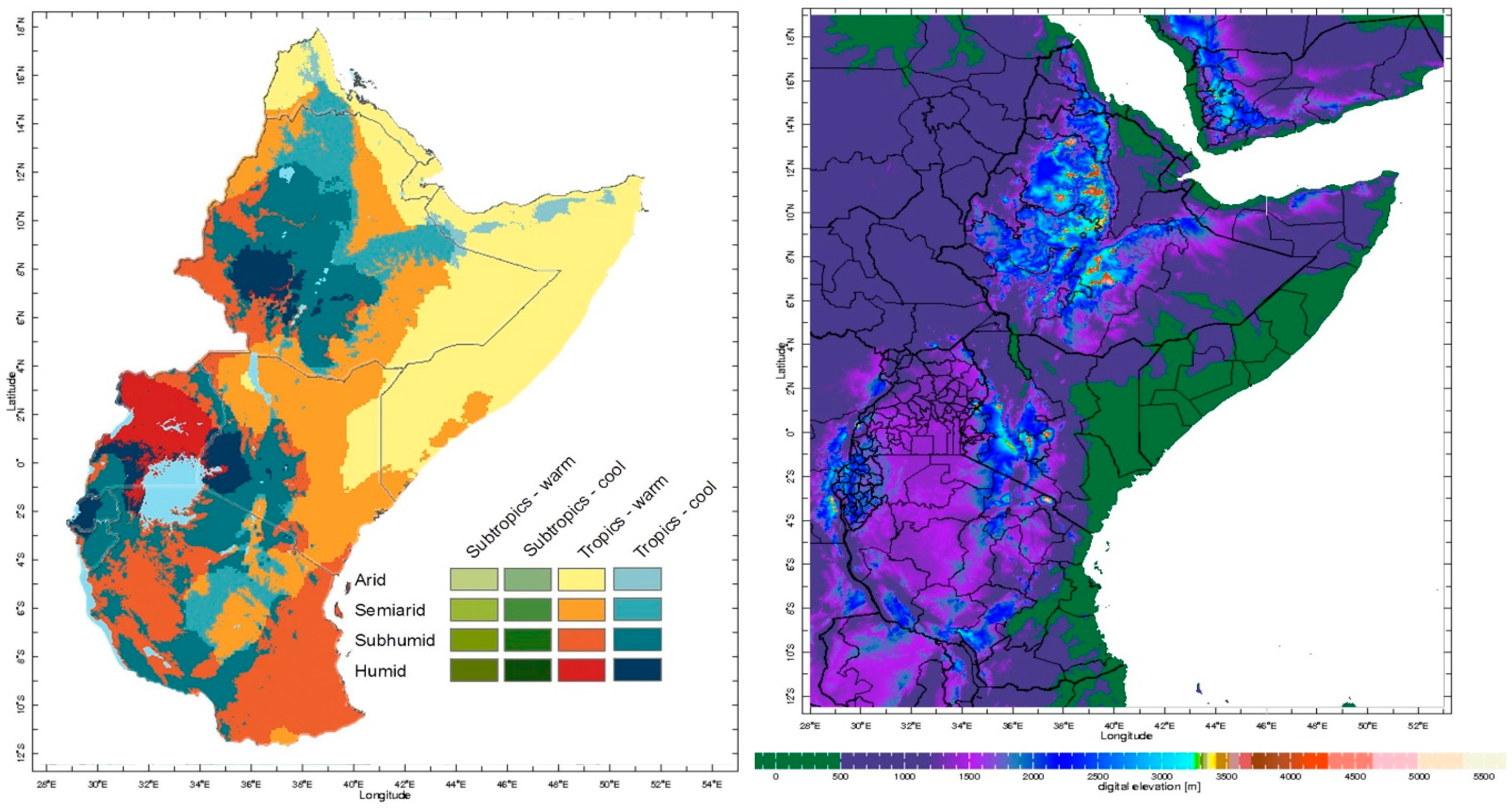 Remote Sensing Free Full Text What Rainfall Does Not Tell Us - Us-map-1819
