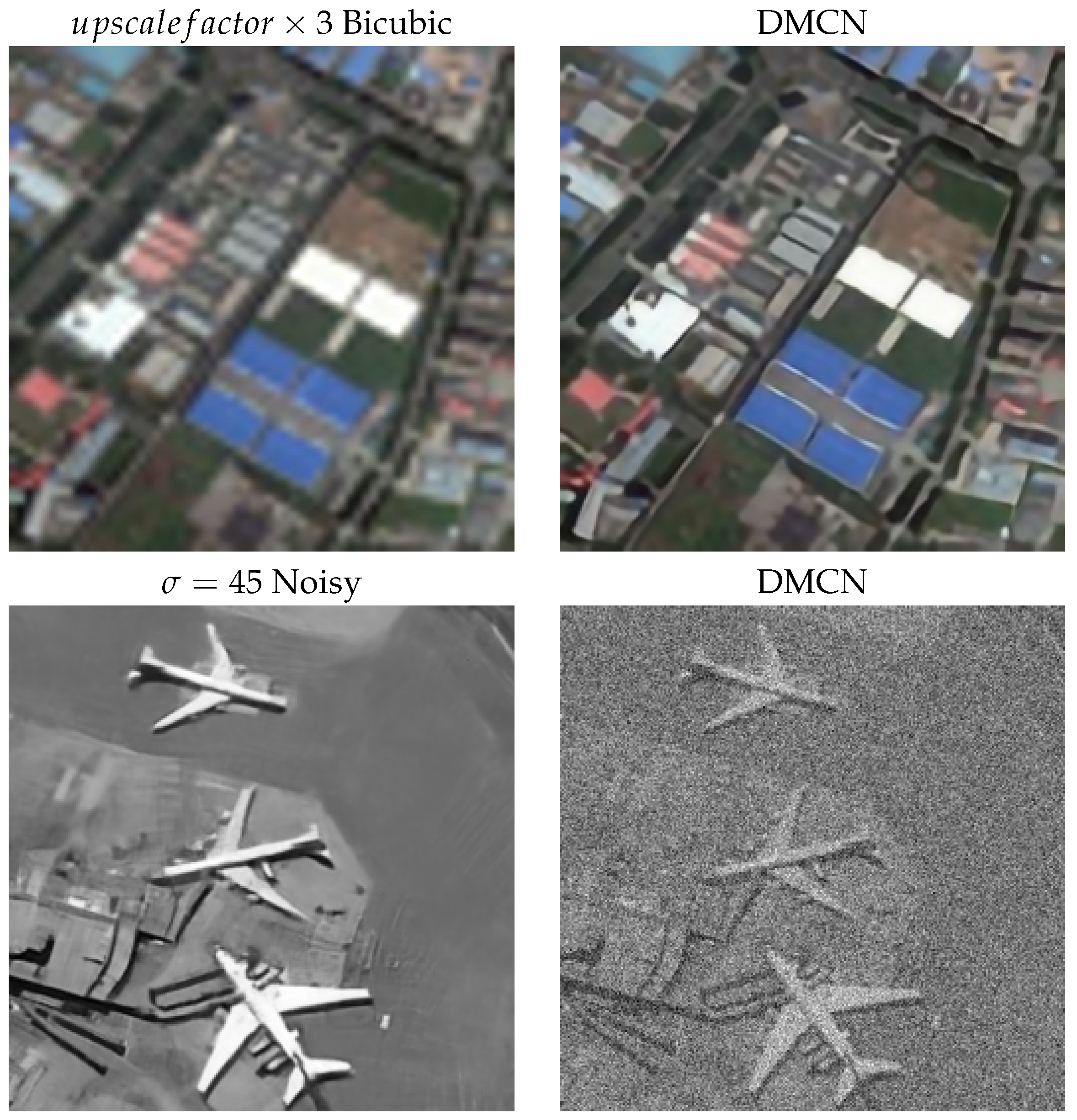 Remote Sensing | Free Full-Text | Deep Memory Connected