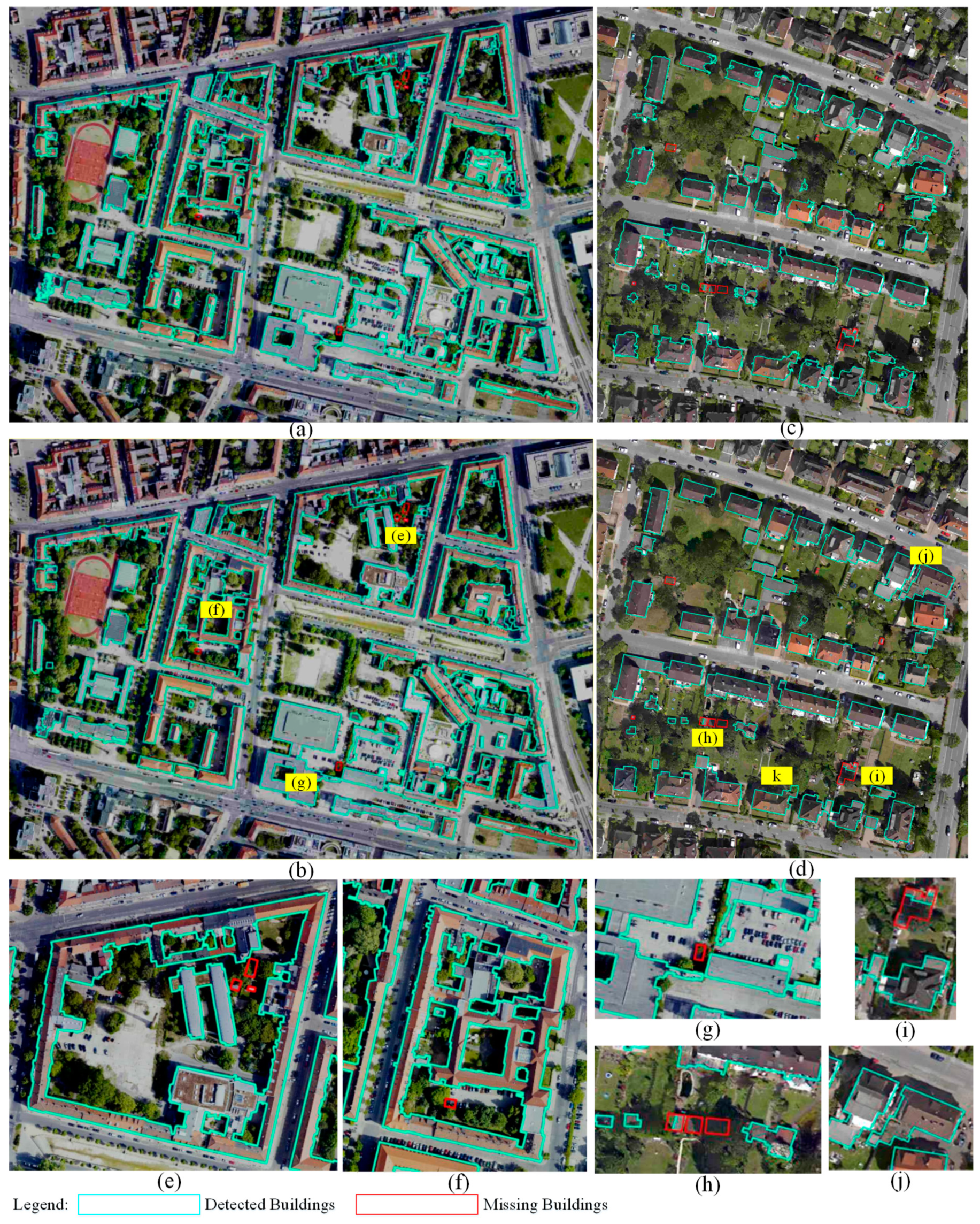 Remote Sensing | Free Full-Text | Extraction of Buildings from