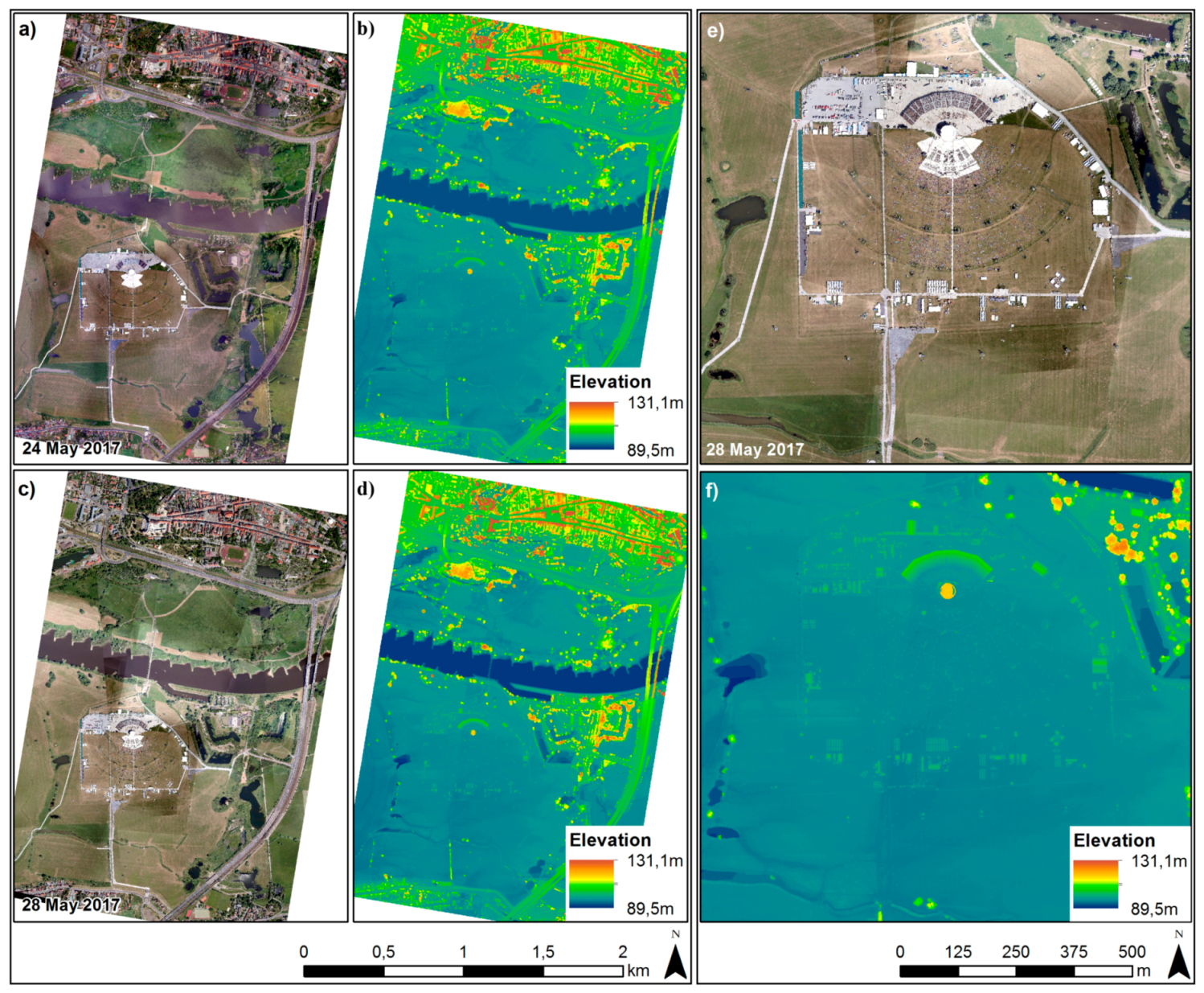Remote Sensing | Free Full-Text | 2D vs  3D Change Detection