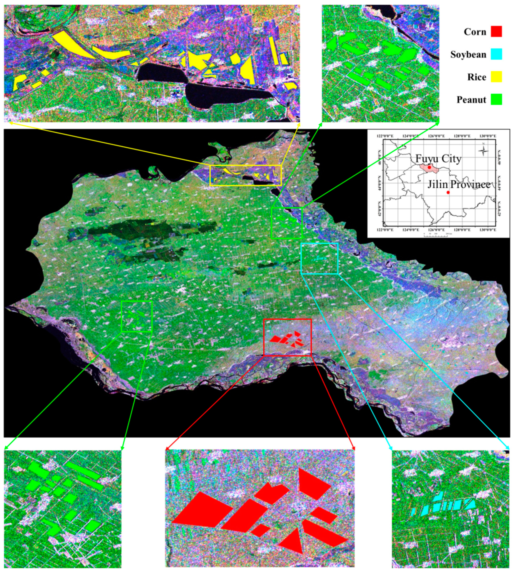 Remote Sensing | Free Full-Text | Crop Classification Based on ...