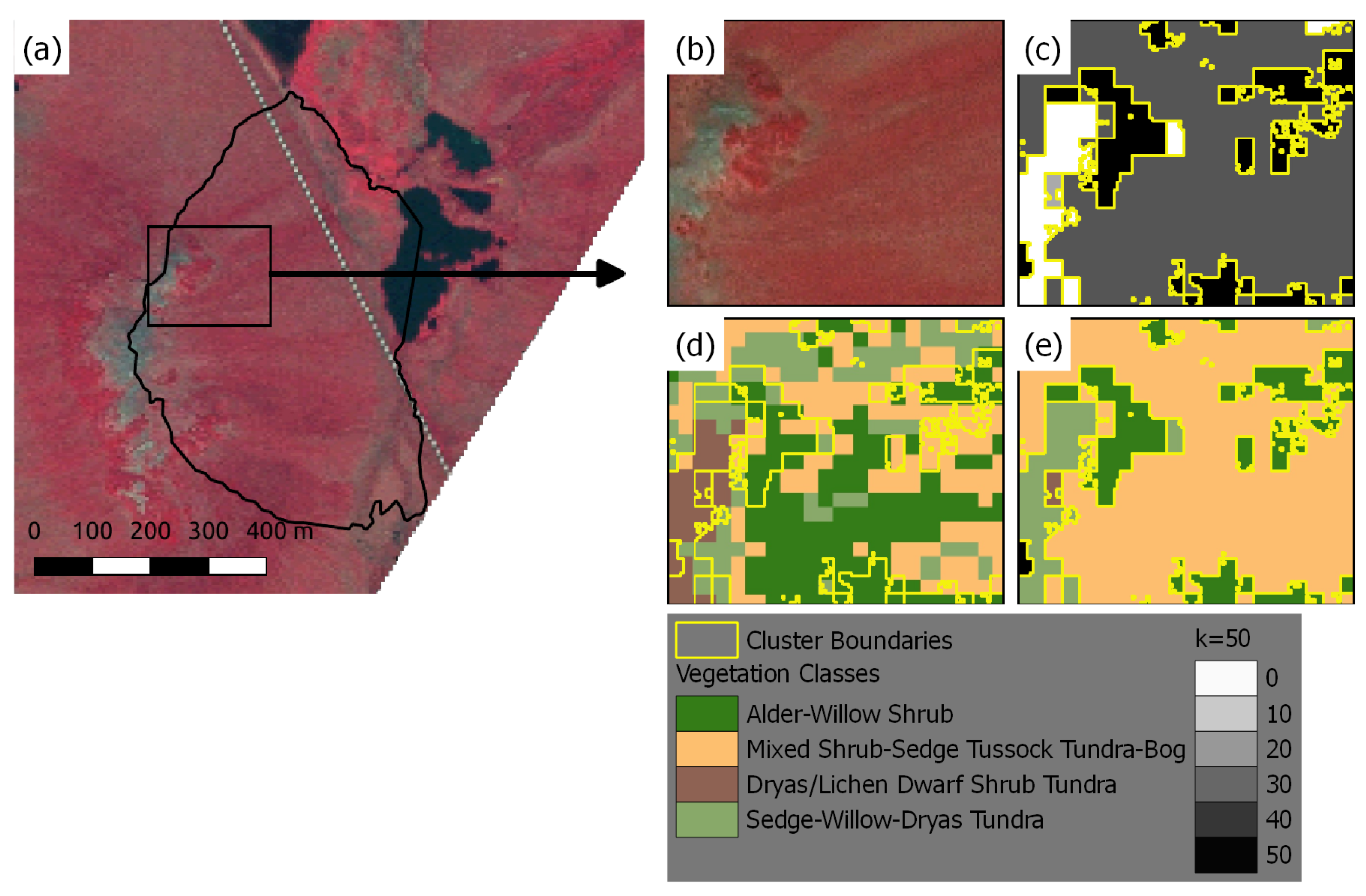 Remote Sensing | Free Full-Text | Arctic Vegetation Mapping Using ...