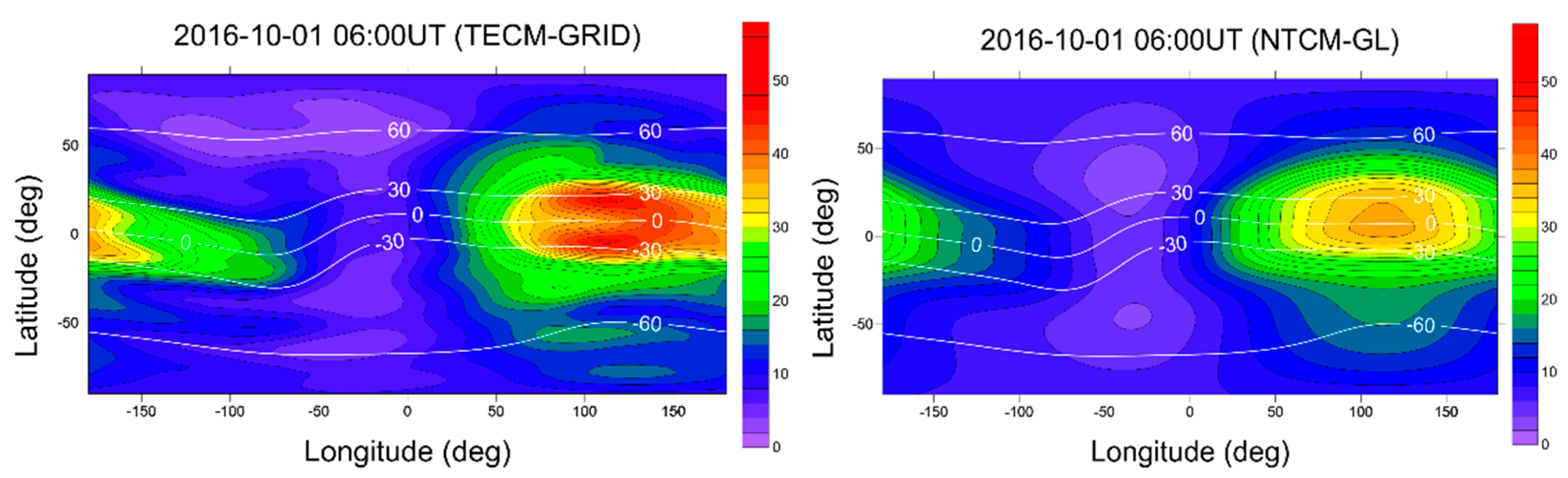 Remote Sensing   Free Full-Text   A New Global Total Electron