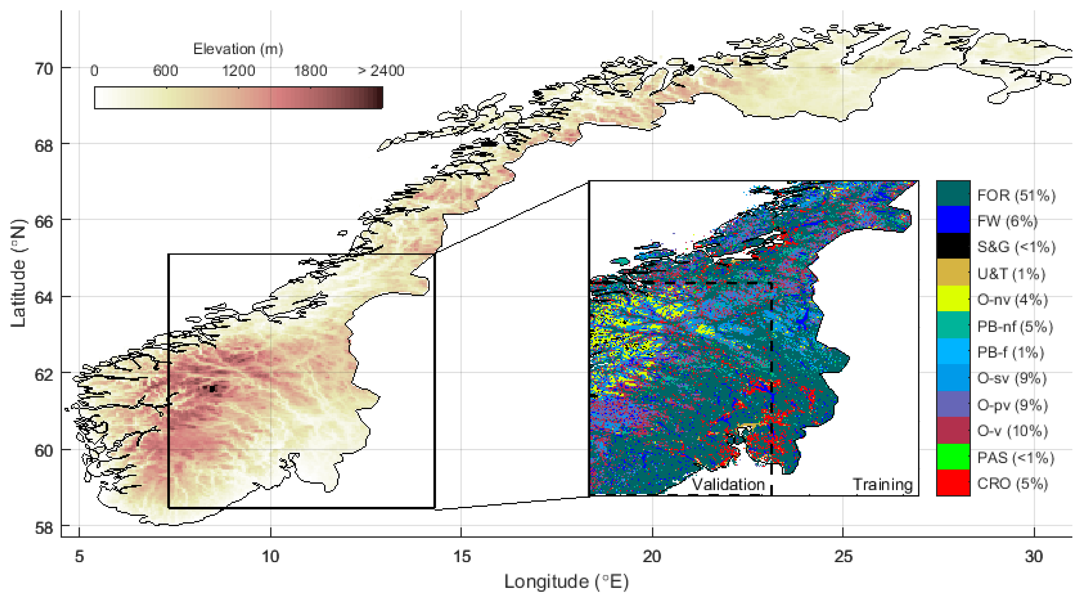 Remote Sensing | Free Full-Text | Combining MODIS and