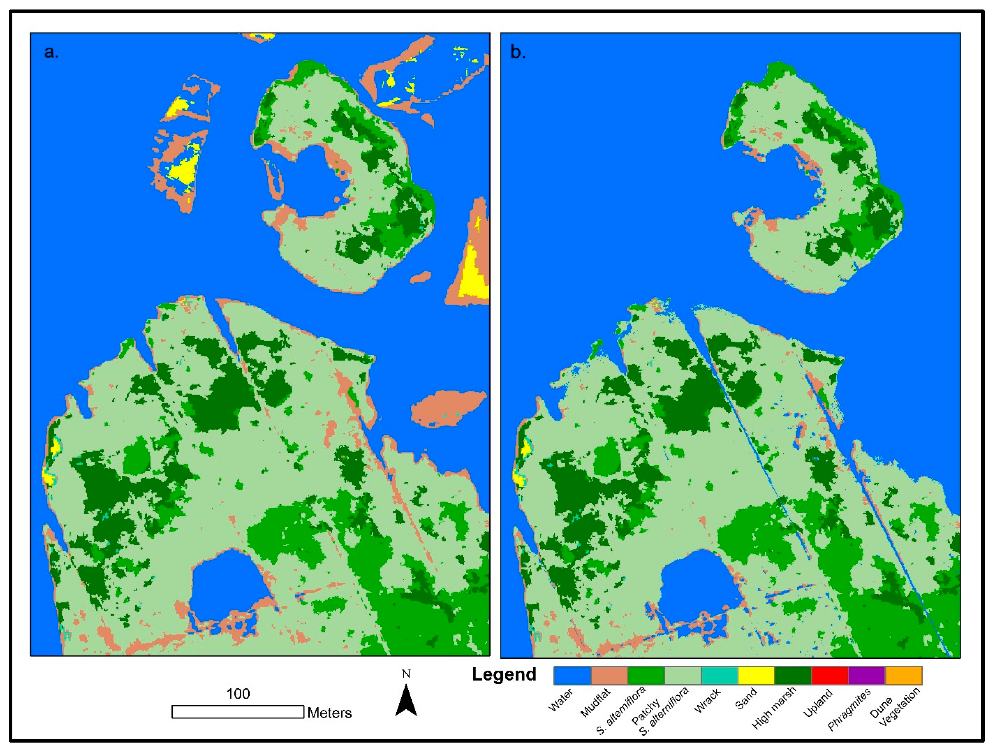 Remote Sensing | Free Full-Text | High Spatial Resolution ... on temperate forest world map, geo world map, true scale world map, open ocean world map, estuary biome world map, madagascar location in world map, atoll world map, tropical forest world map, flight around the world map, intertidal zone world map, coral reef world map, correct size world map, freshwater wetlands world map, mangrove forest world map,