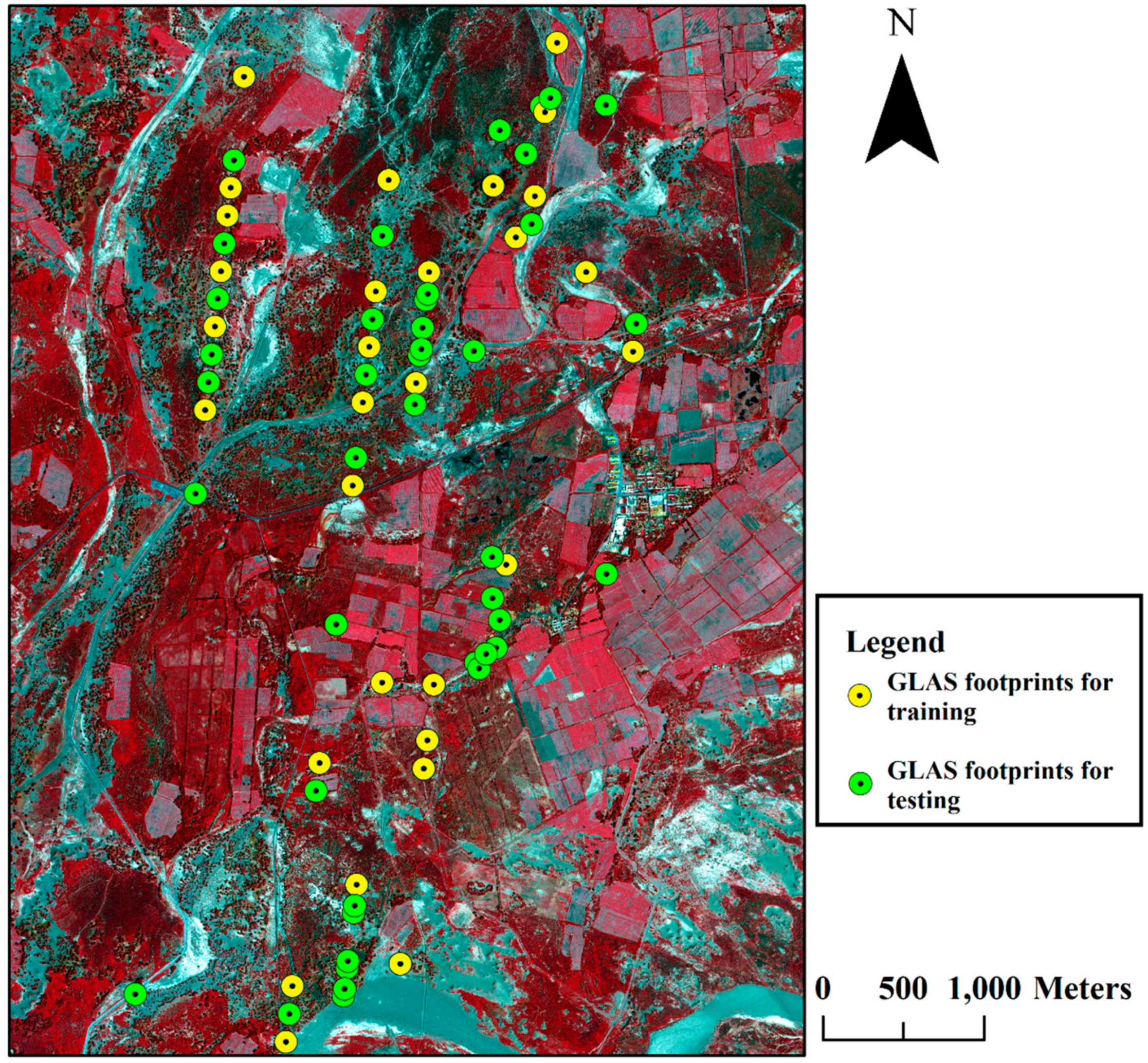 Remote Sensing | Free Full-Text | Canopy Height Layering