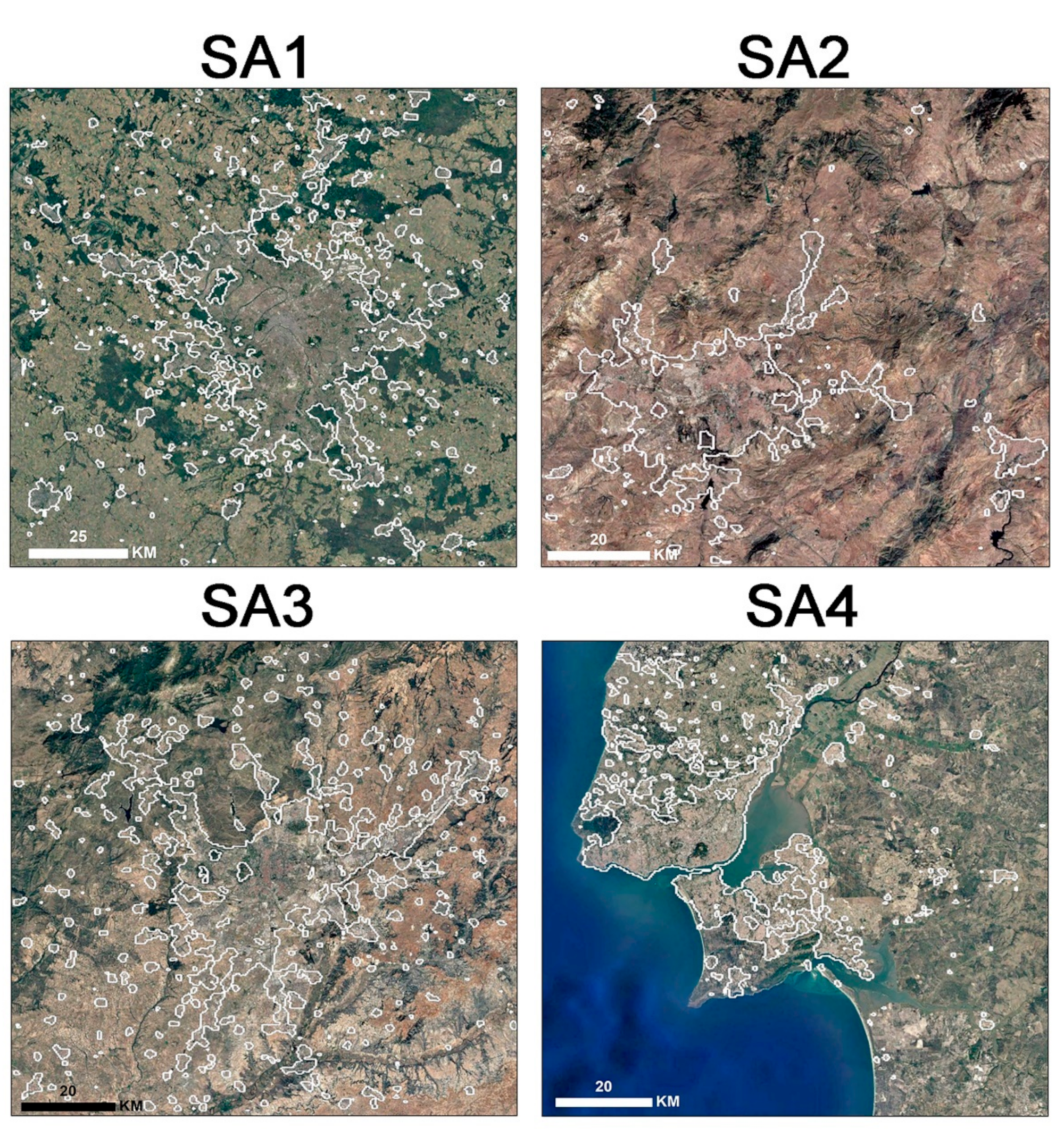 Remote Sensing | Free Full-Text | Automated Extraction of