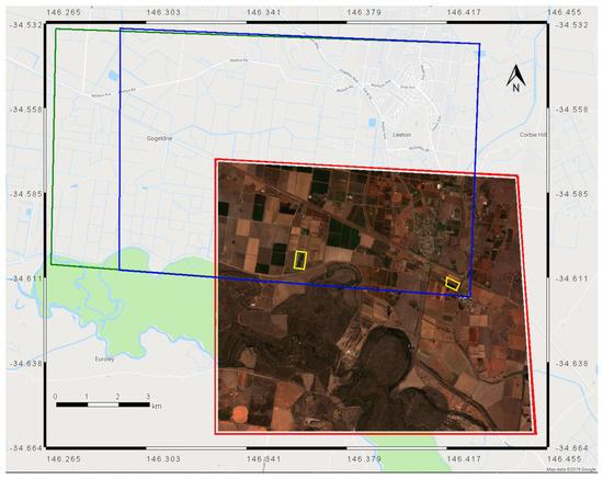 Modeling Mid-Season Rice Nitrogen Uptake Using Multispectral Satellite Data