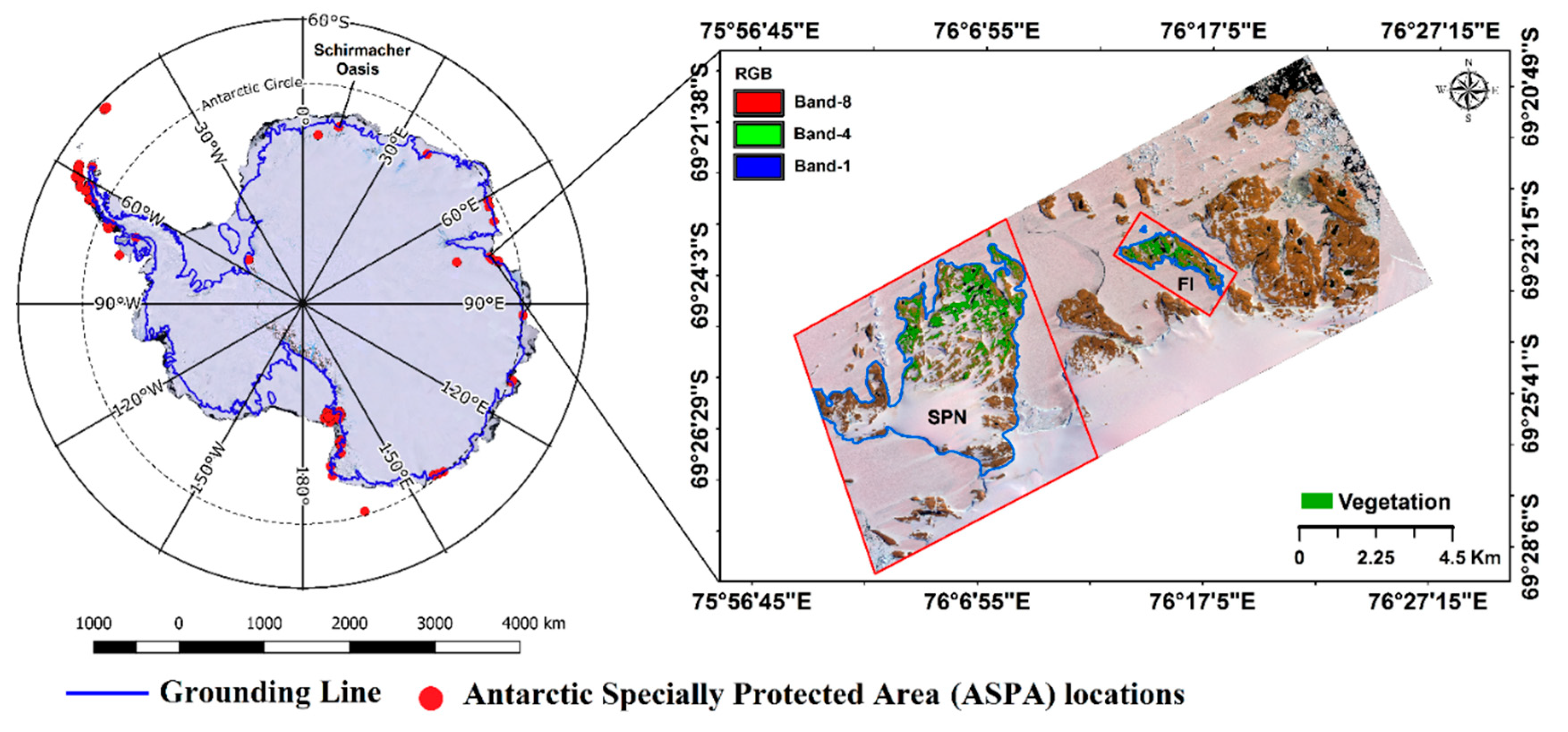 Remote Sensing | Free Full-Text | Semiautomated Detection