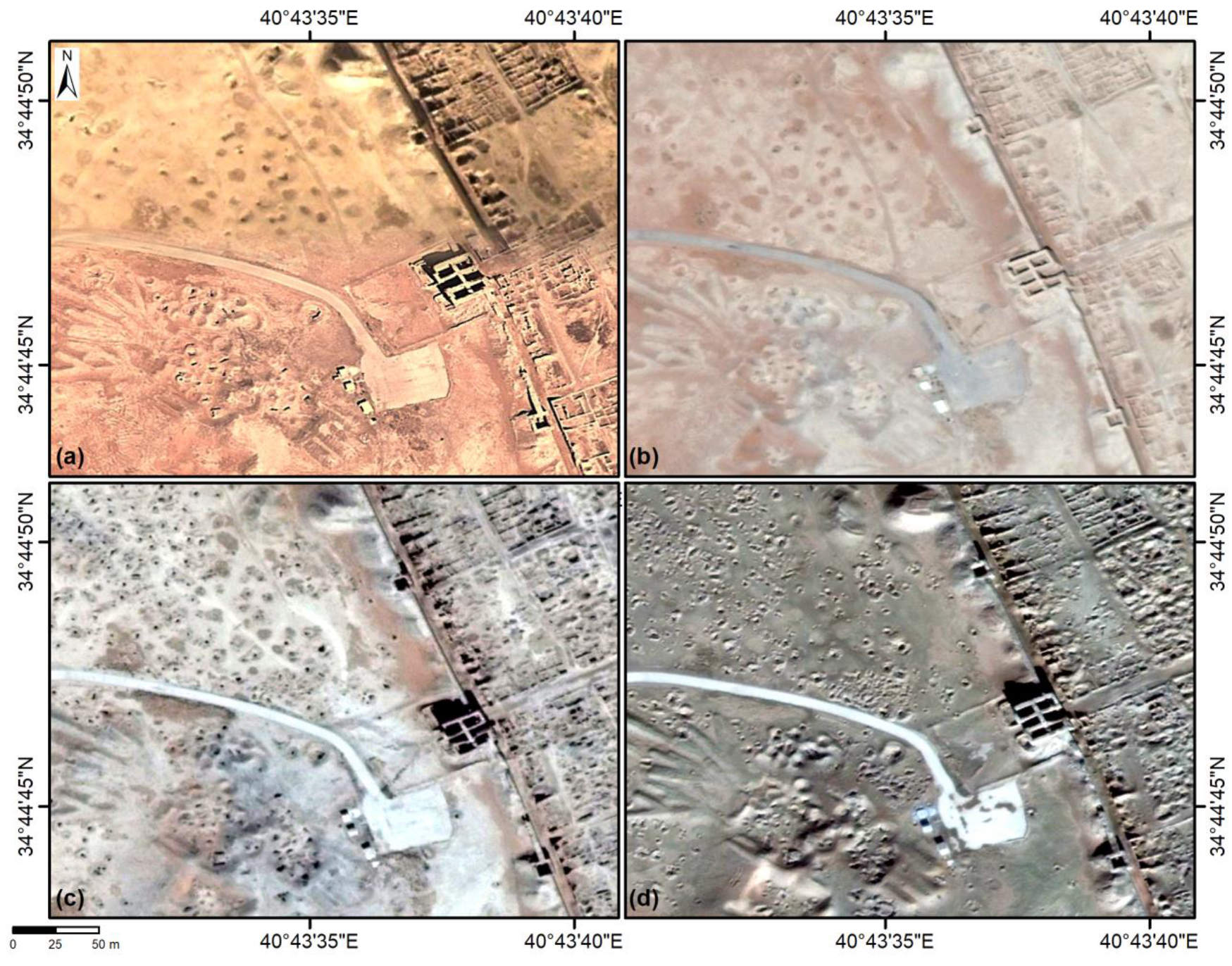 Remote Sensing Free Full Text Detection Of