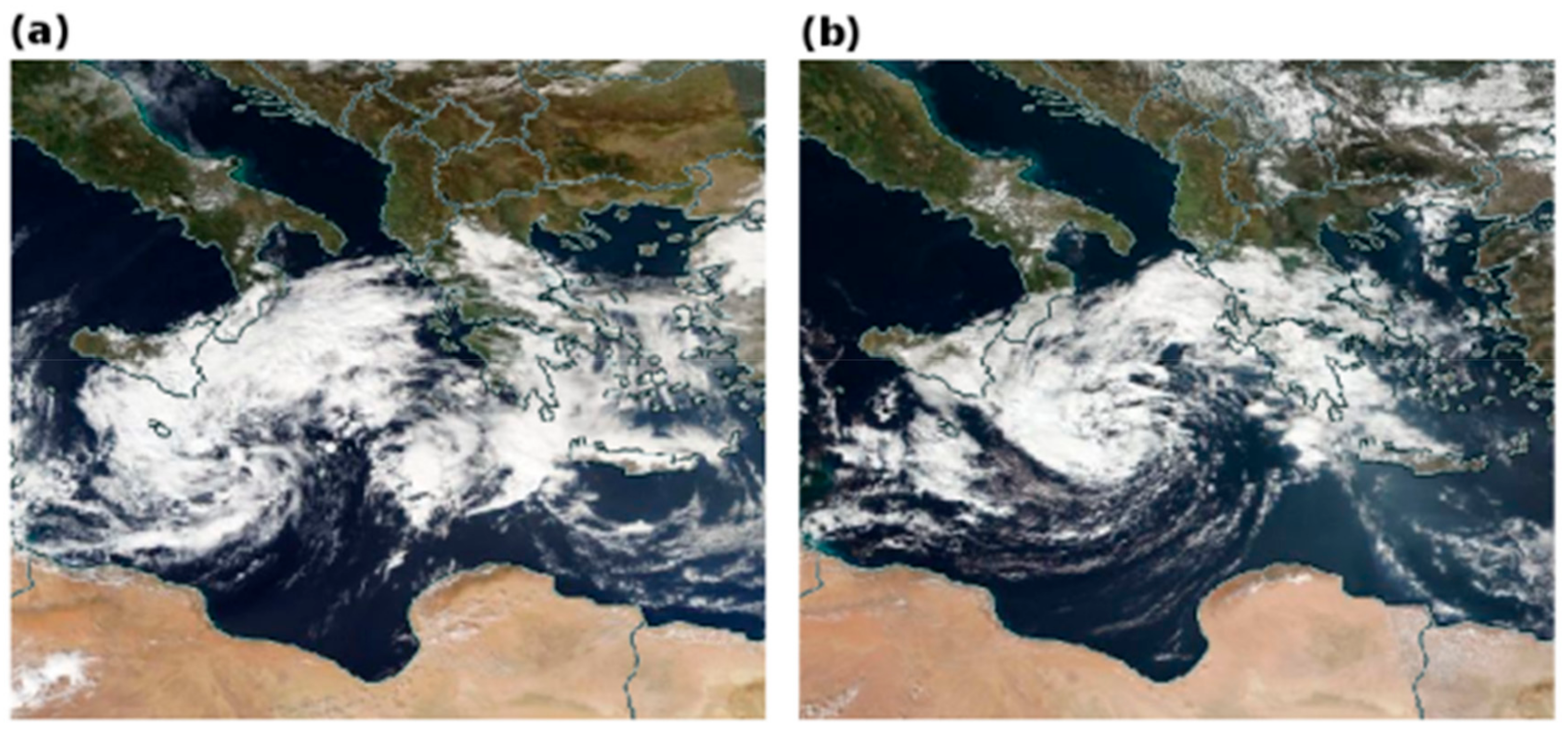 Remote Sensing Free Full Text The Role Of Sea Surface Temperature Forcing In The Life Cycle Of Mediterranean Cyclones Html
