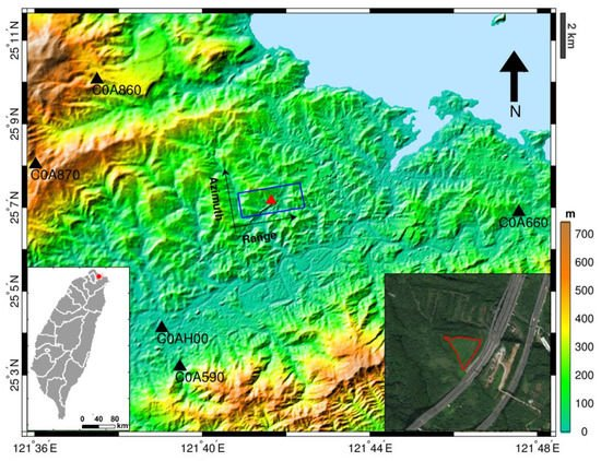 Remote Sensing Free Full Text Investigation Of Slow Moving Artificial Slope Failure With Multi Temporal Insar By Combining Persistent And Distributed Scatterers A Case Study In Northern Taiwan Html
