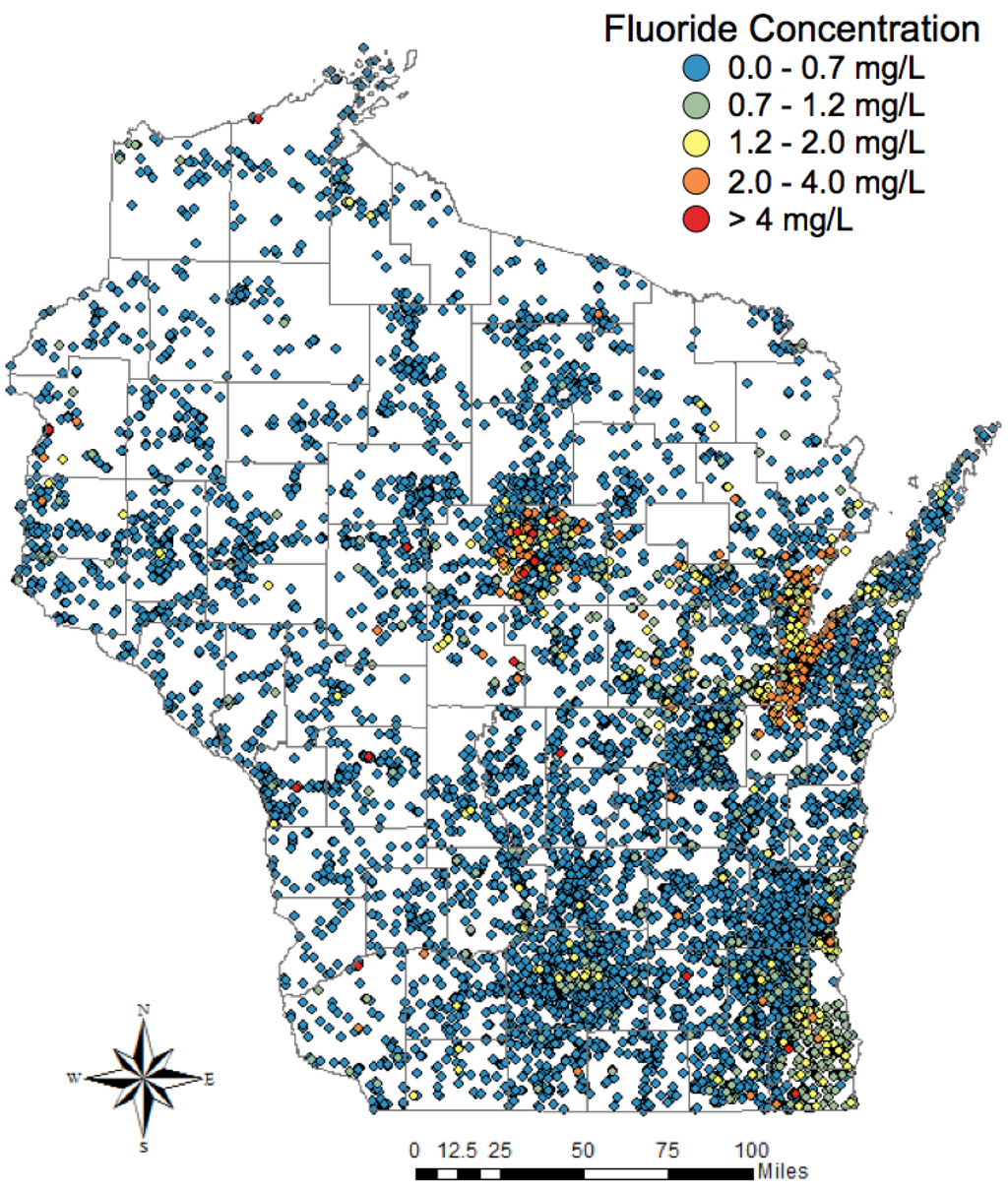Niagara Escarpment Wisconsin Map.Resources Free Full Text Groundwater Quantity And Quality Issues