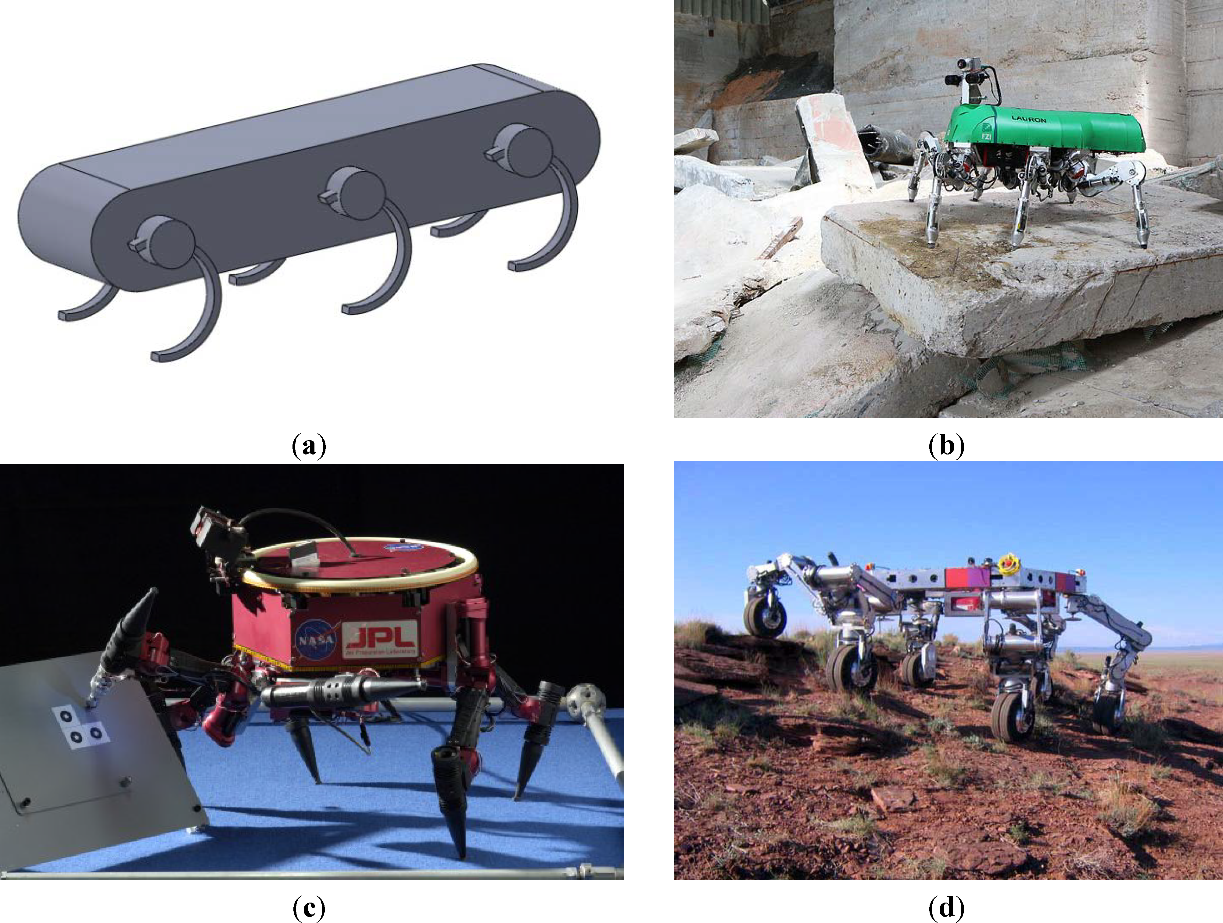 Robotics | Free Full-Text | Design Issues for Hexapod