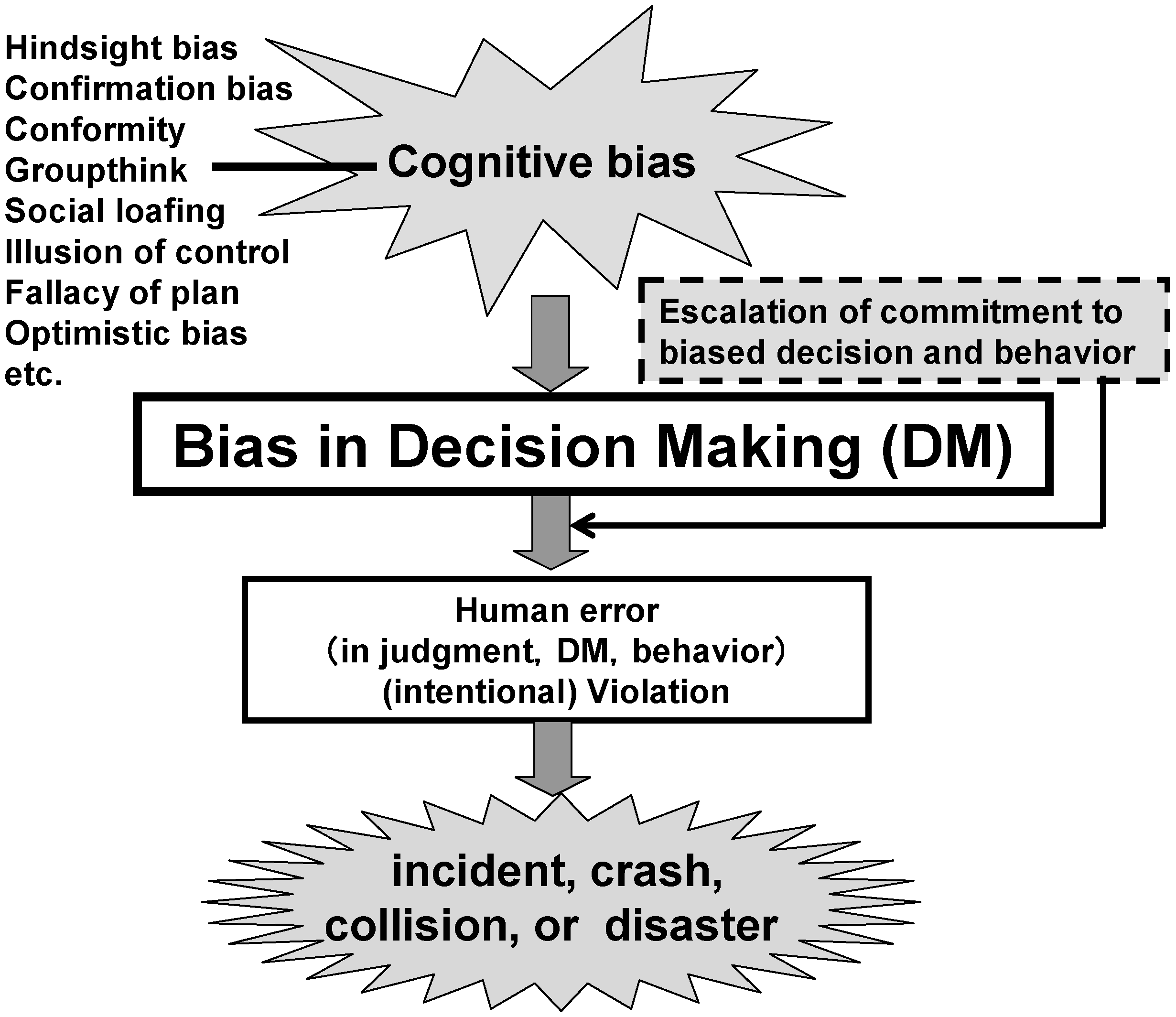 Safety | Free Full-Text | Influence of Cognitive Biases in ...