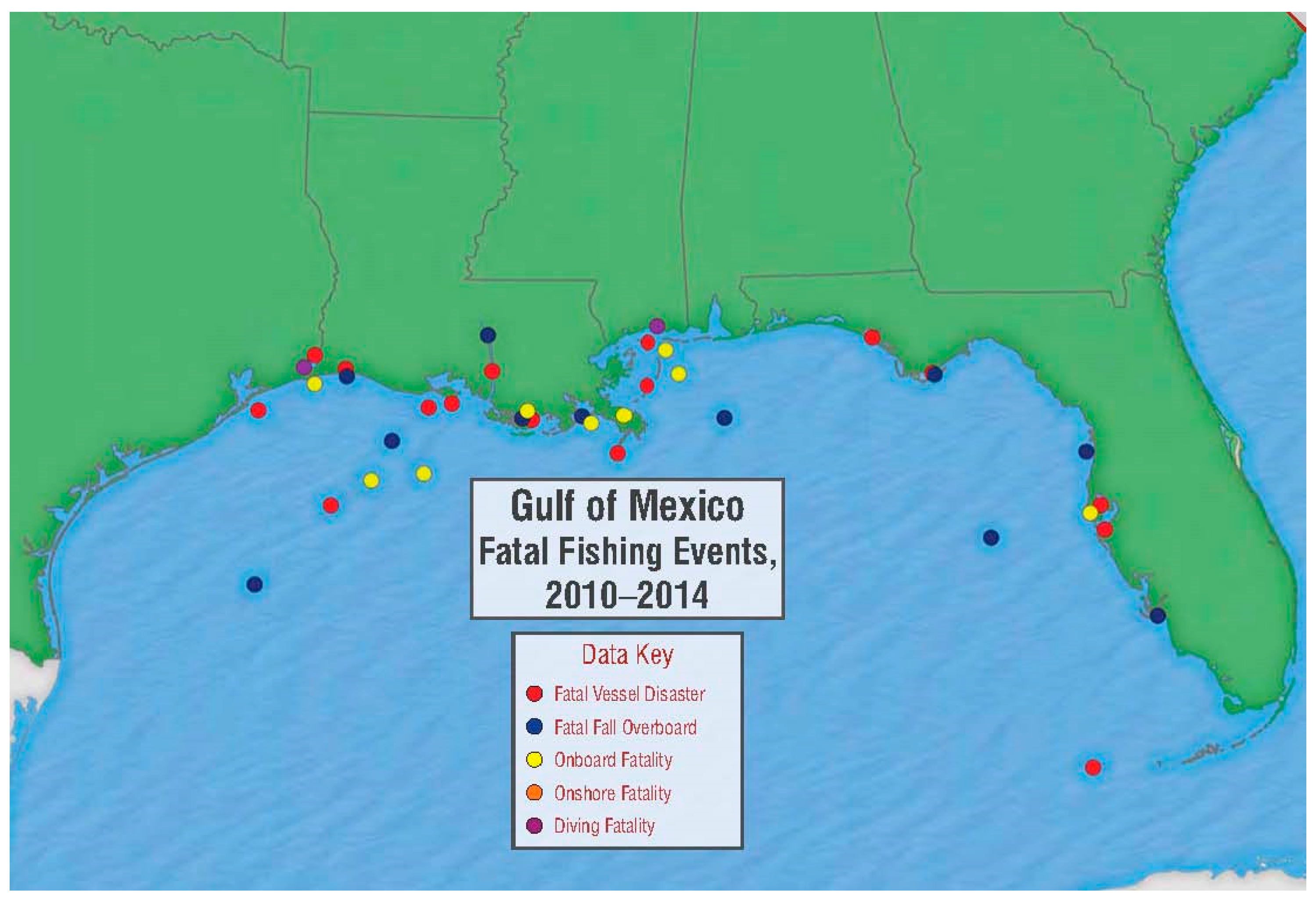 Safety   Free Full-Text   Gulf of Mexico Seafood Harvesters: Part 3 ...