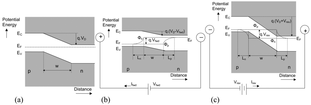 comprhensive study of p n junction Electronics tutorial describing the semiconductor pn junction and pn junction theory of semiconductor n-type and p-type materials.