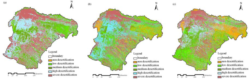 an analysis of desertification in china Desertification today in many countries lands are becoming into deserts,and due to the conditions in the world soon we will not be able to take it backthere are two.