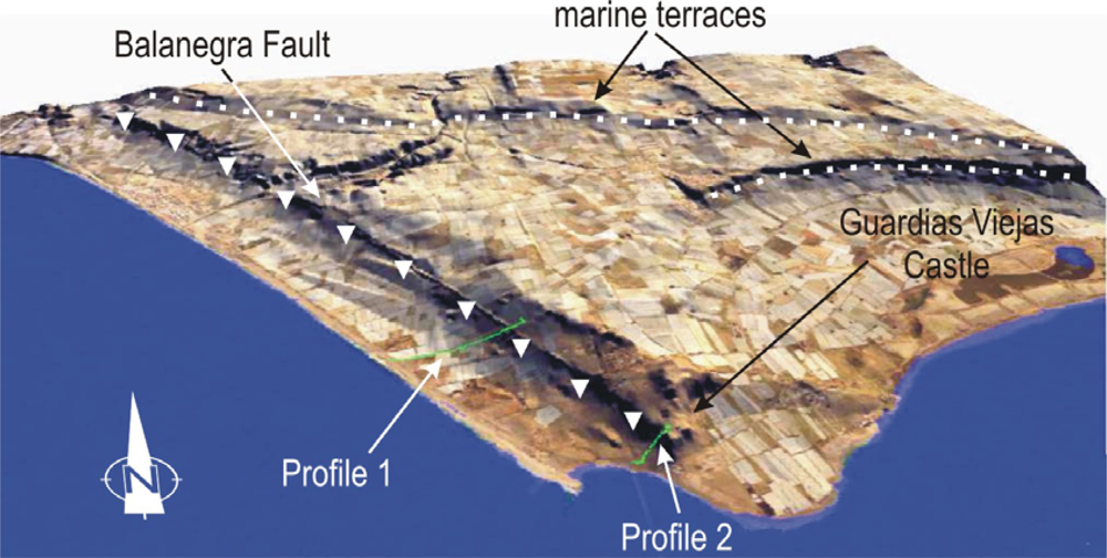 late pleistocene fans and terraces in Journal of geophysical research, vol 95, no b5, pages 6685-6698, may 10, 1990 age estimates and uplift rates for late pleistocene marine terraces.