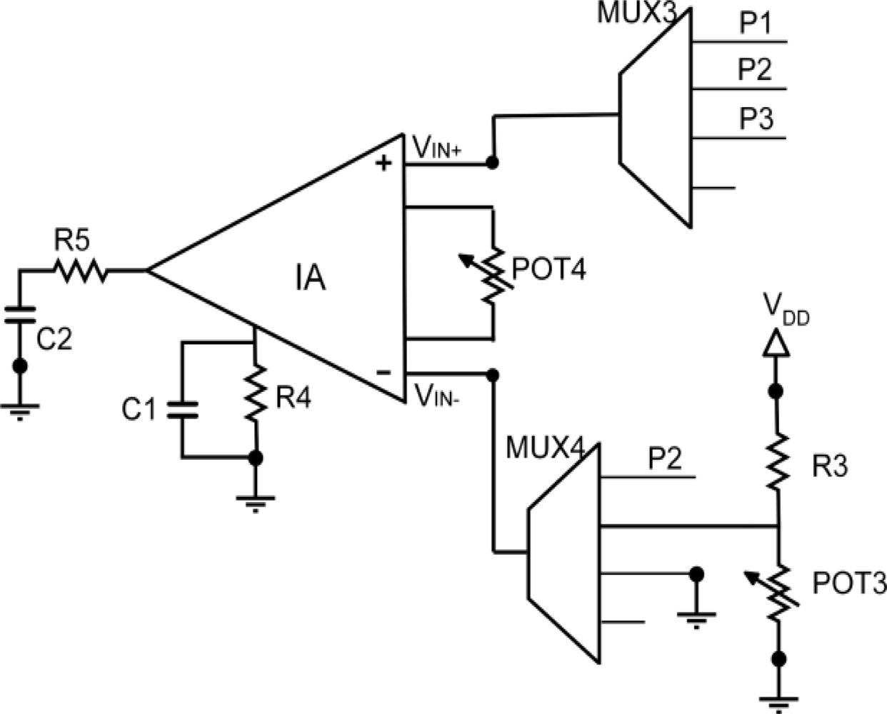 Sensors Free Full Text A Programmable Plug Play Sensor 256 Tap Digitally Potentiometers 11 09009f3 1024