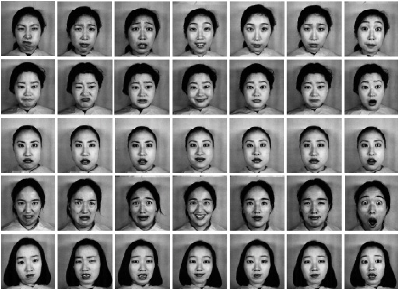 Recognition Of Facial Expressions 116