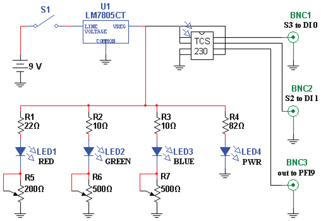 Pci Intercom Wiring Diagram : Sensors free full text a low cost computer interfaced