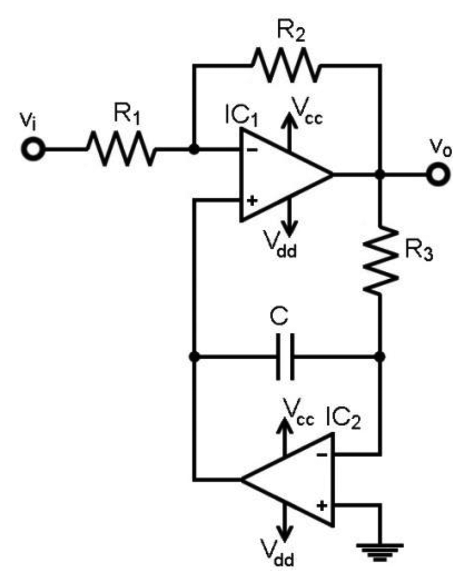 Sensors Free Full Text Programmable Gain Amplifiers With Dc Jfet Ac Coupled Integrator 13 13123f2 1024